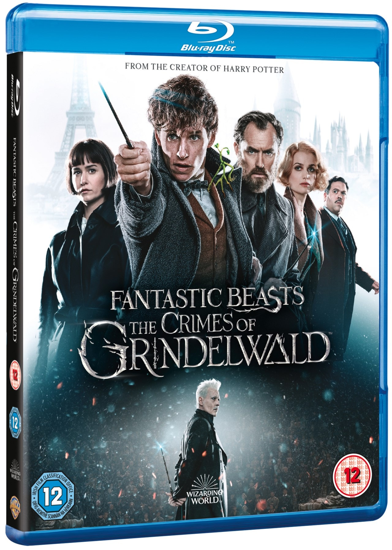 Fantastic Beasts: The Crimes of Grindelwald - 2
