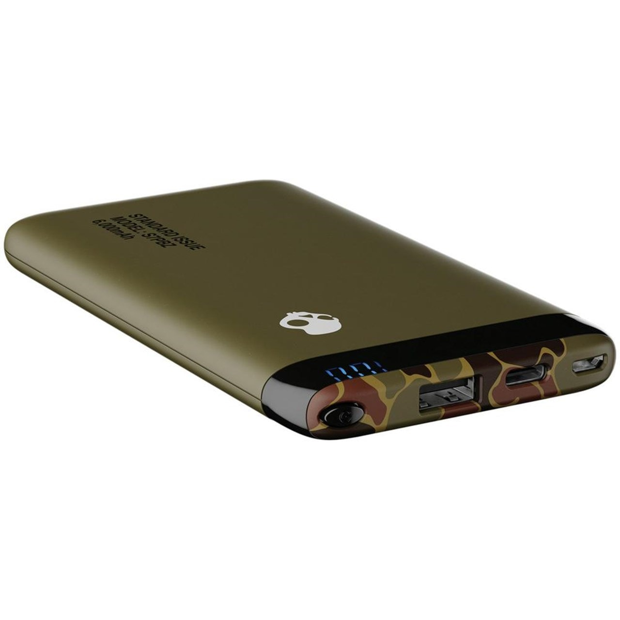 Skullcandy Stash Standard Issue (Camo) 6000mAh Power Bank - 2