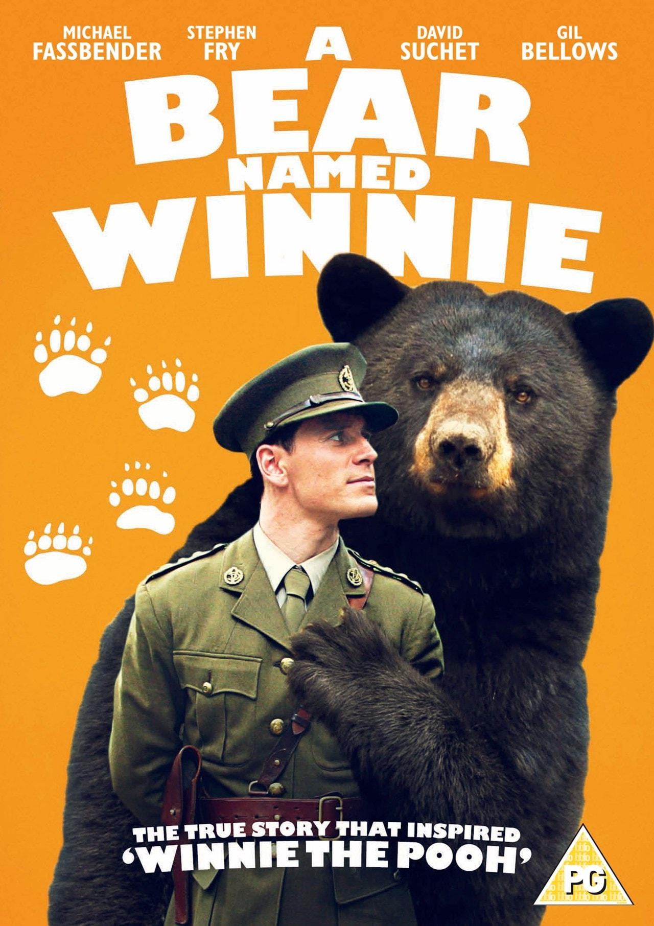 A Bear Named Winnie - 1