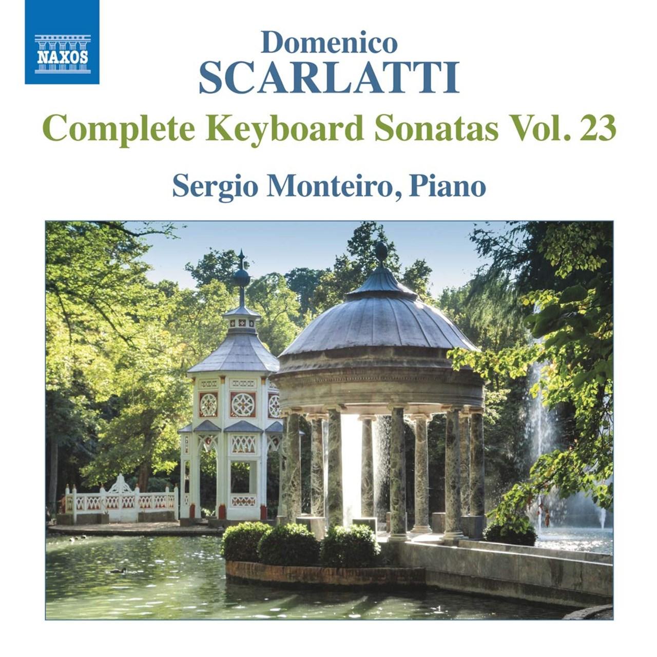 Domenico Scarlatti: Complete Keyboard Sonatas - Volume 23 - 1
