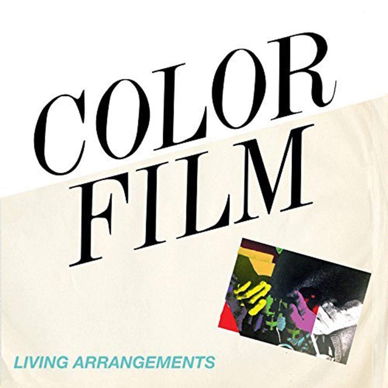 Living Arrangements - 1