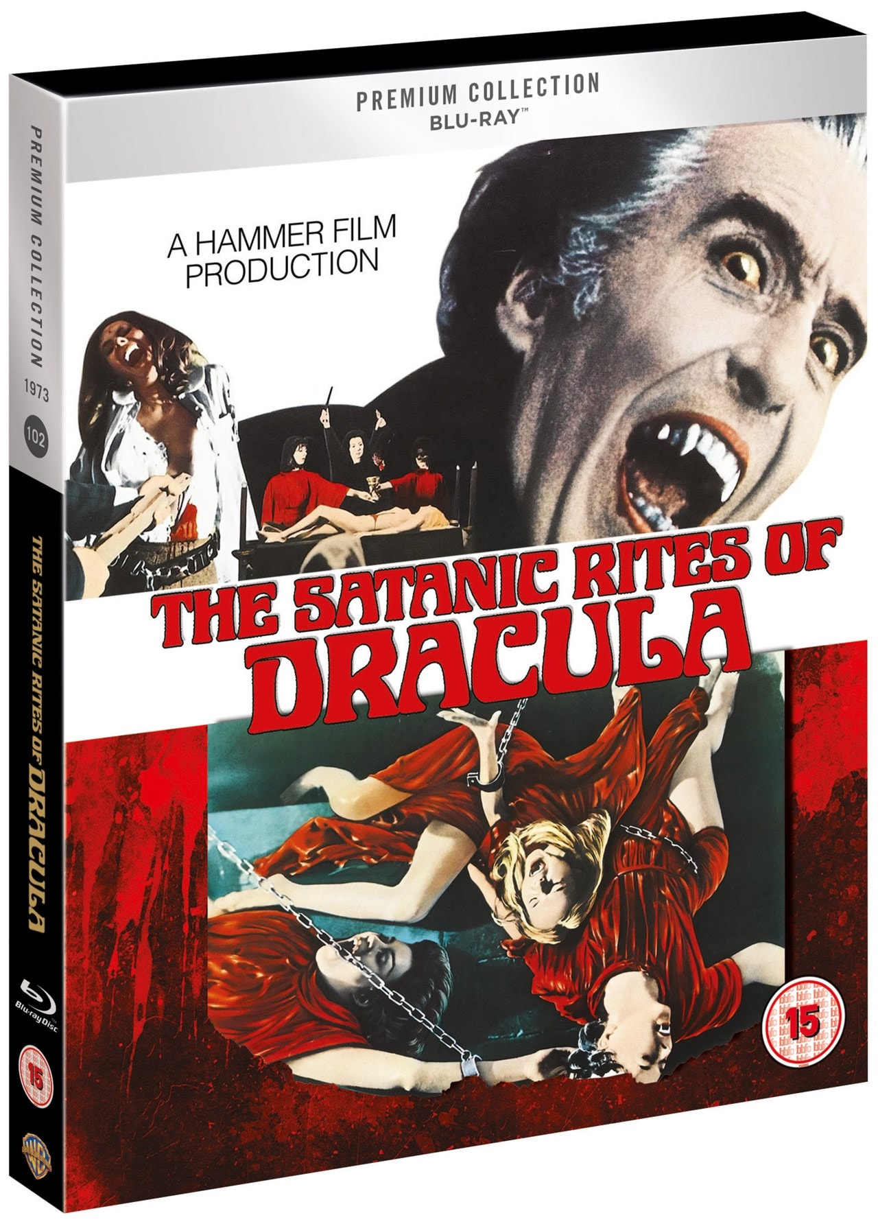 The Satanic Rites of Dracula (hmv Exclusive) - The Premium... - 2