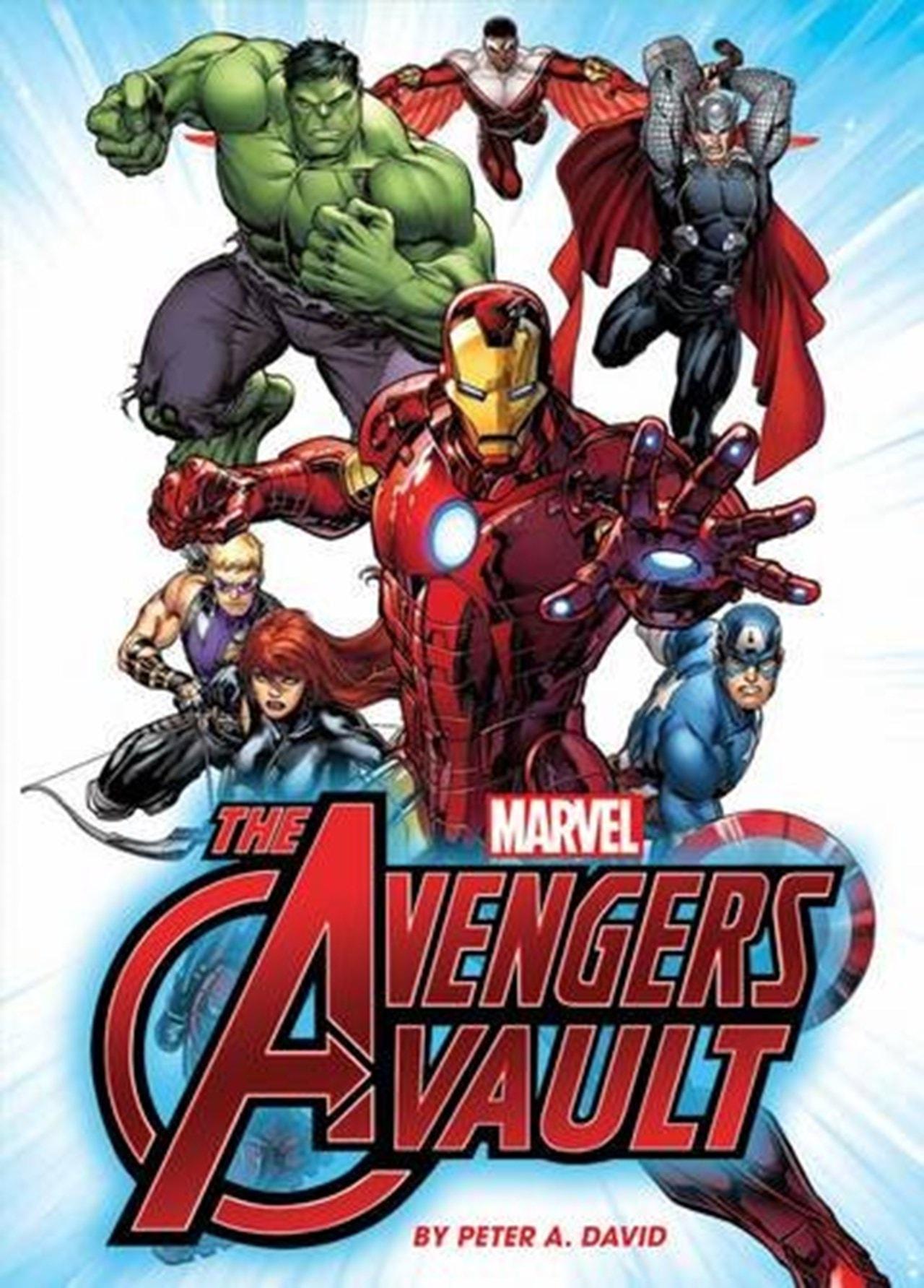 Avengers Vault - 1