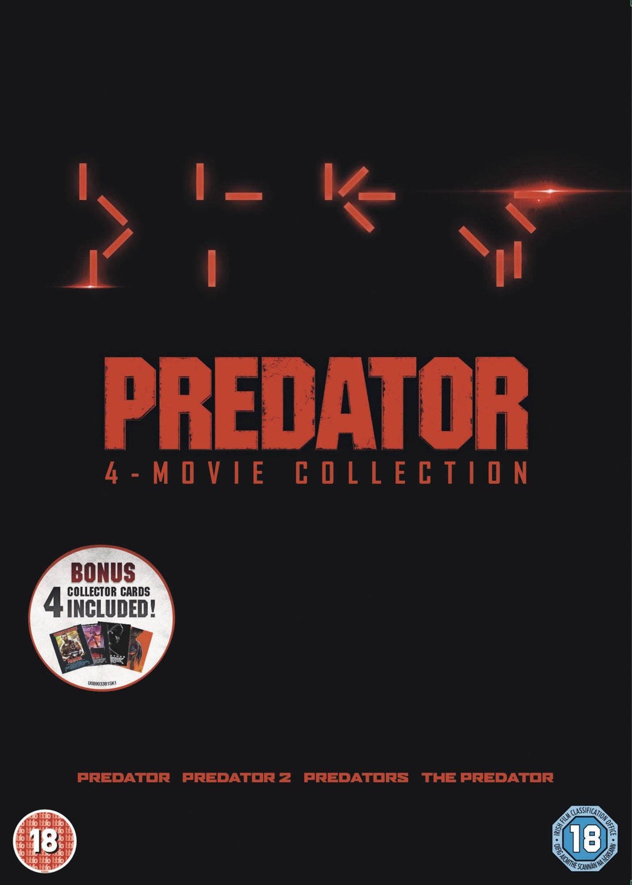 Predator Quadrilogy - 1
