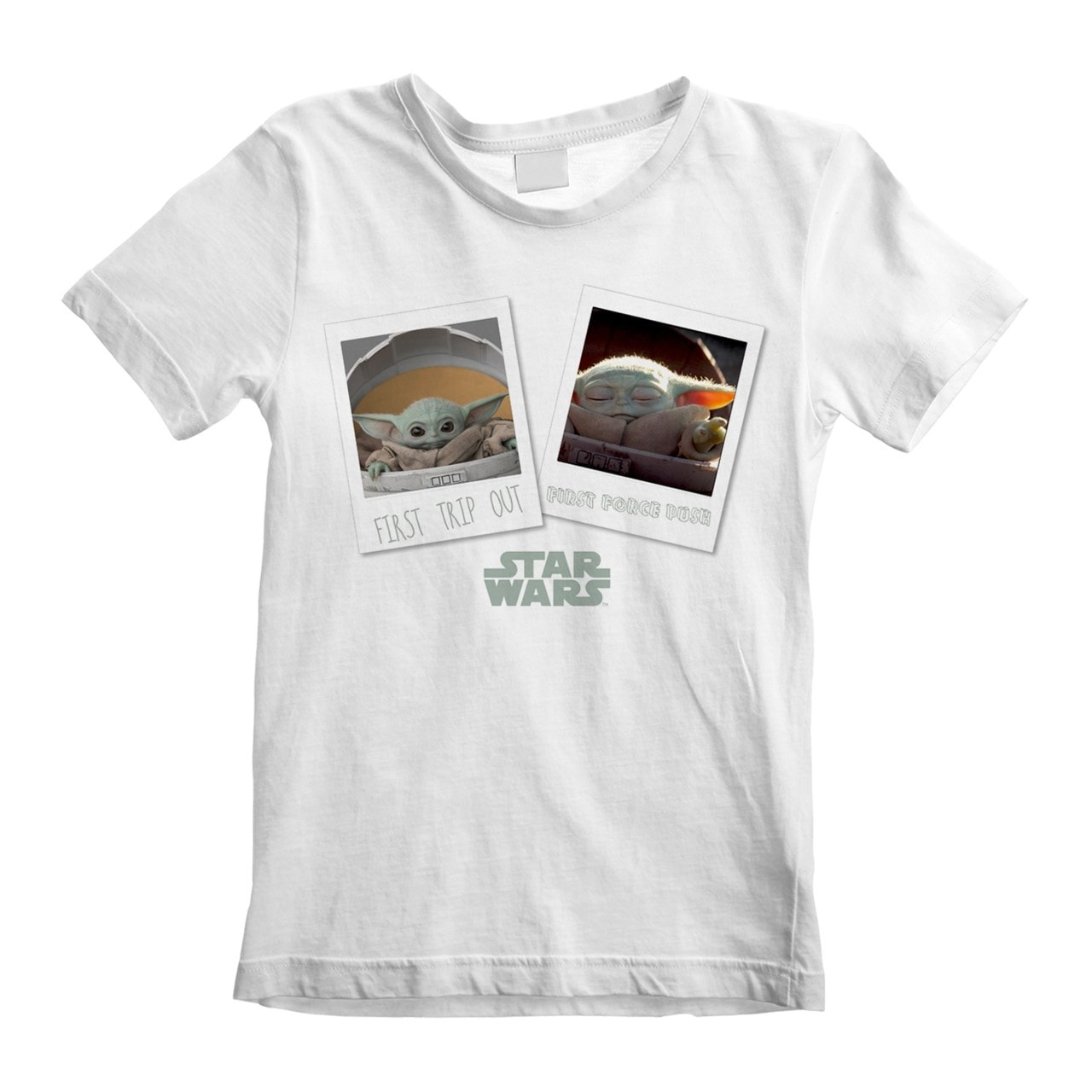 Star Wars: The Mandalorian: First Day Out (Kids Tee) (3-4YR) - 1