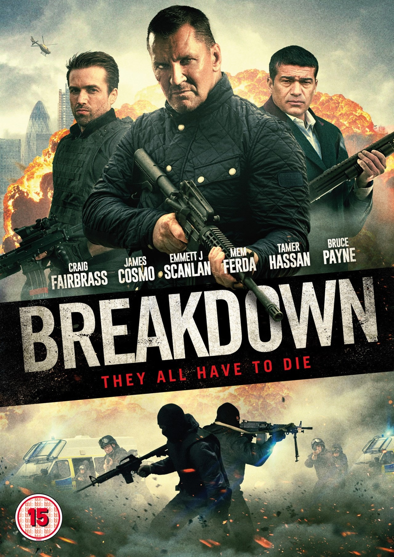 Breakdown - 1