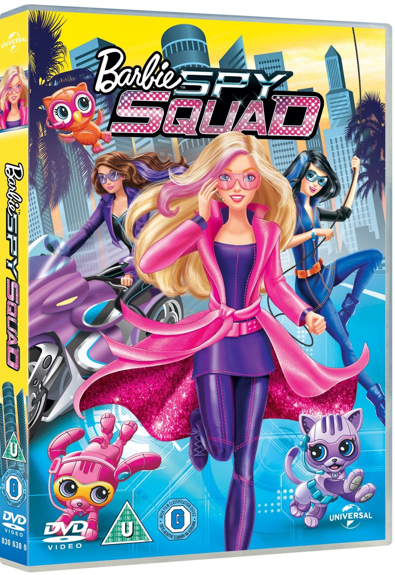 Barbie Spy Squad - 2