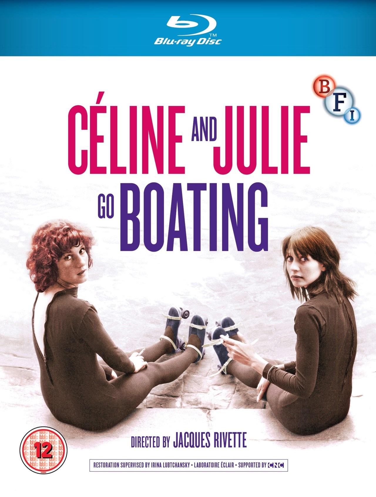 Celine and Julie Go Boating - 1