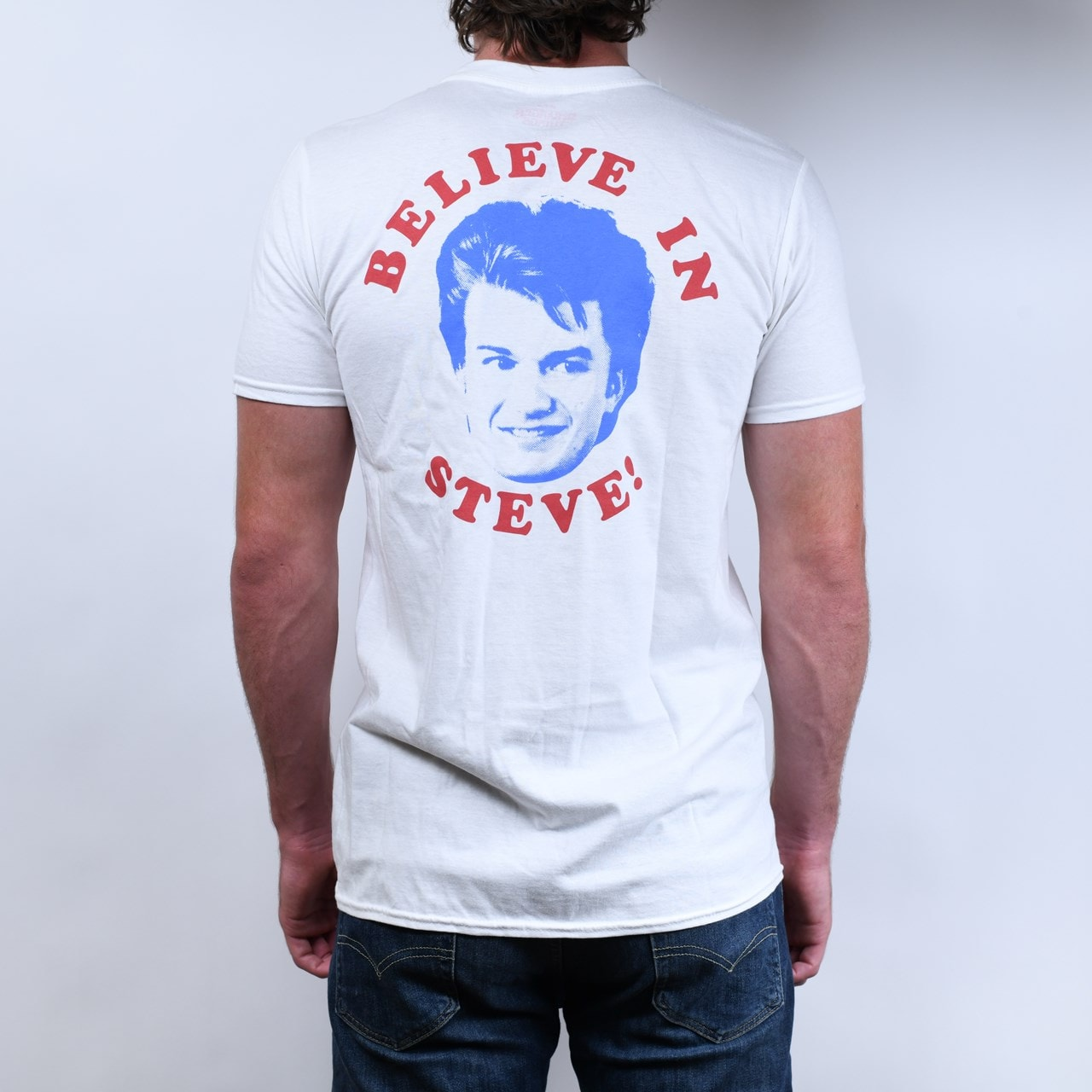 Stranger Things: Believe In Steve (hmv Exclusive) (Large) - 4