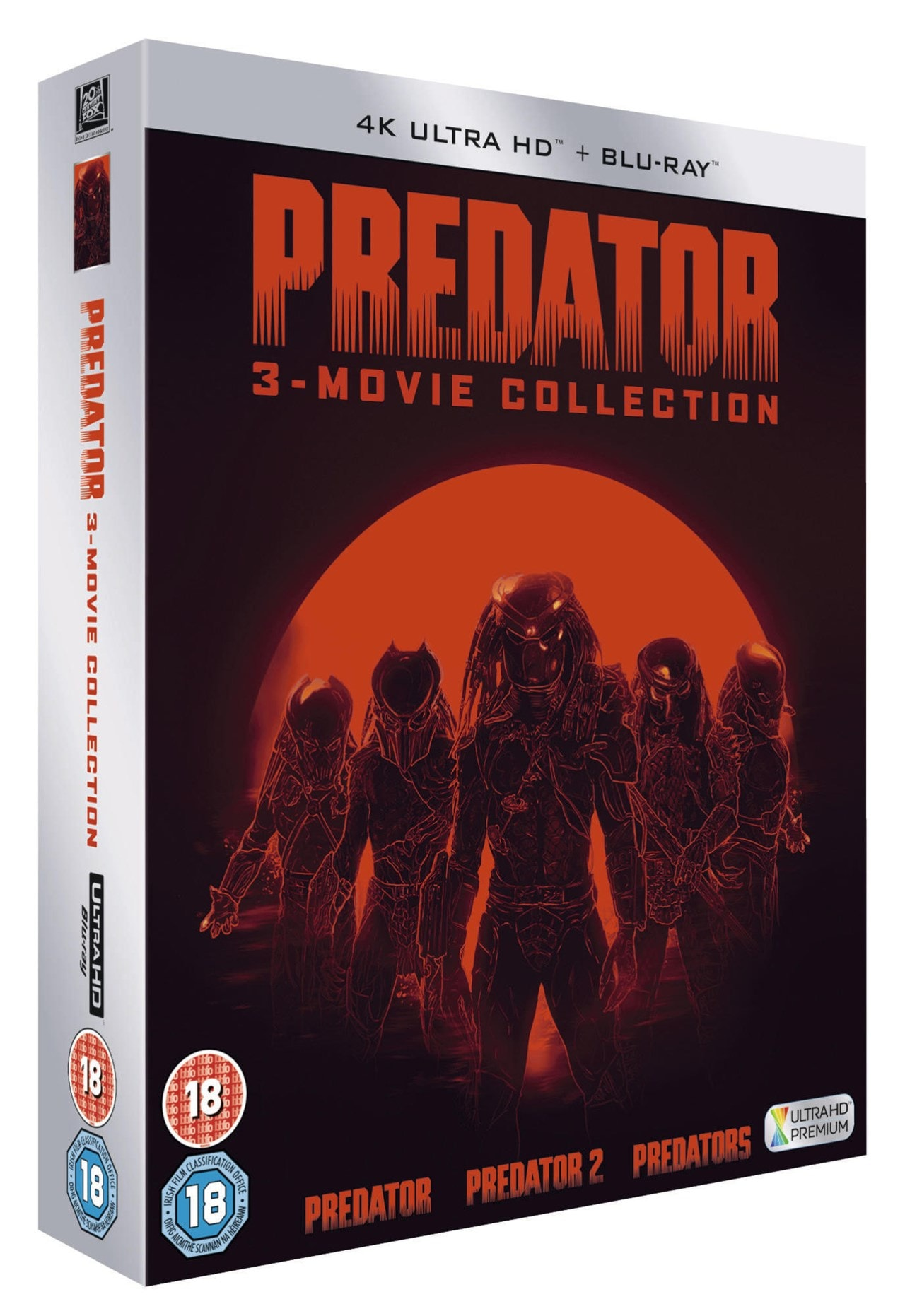 Predator Trilogy - 2