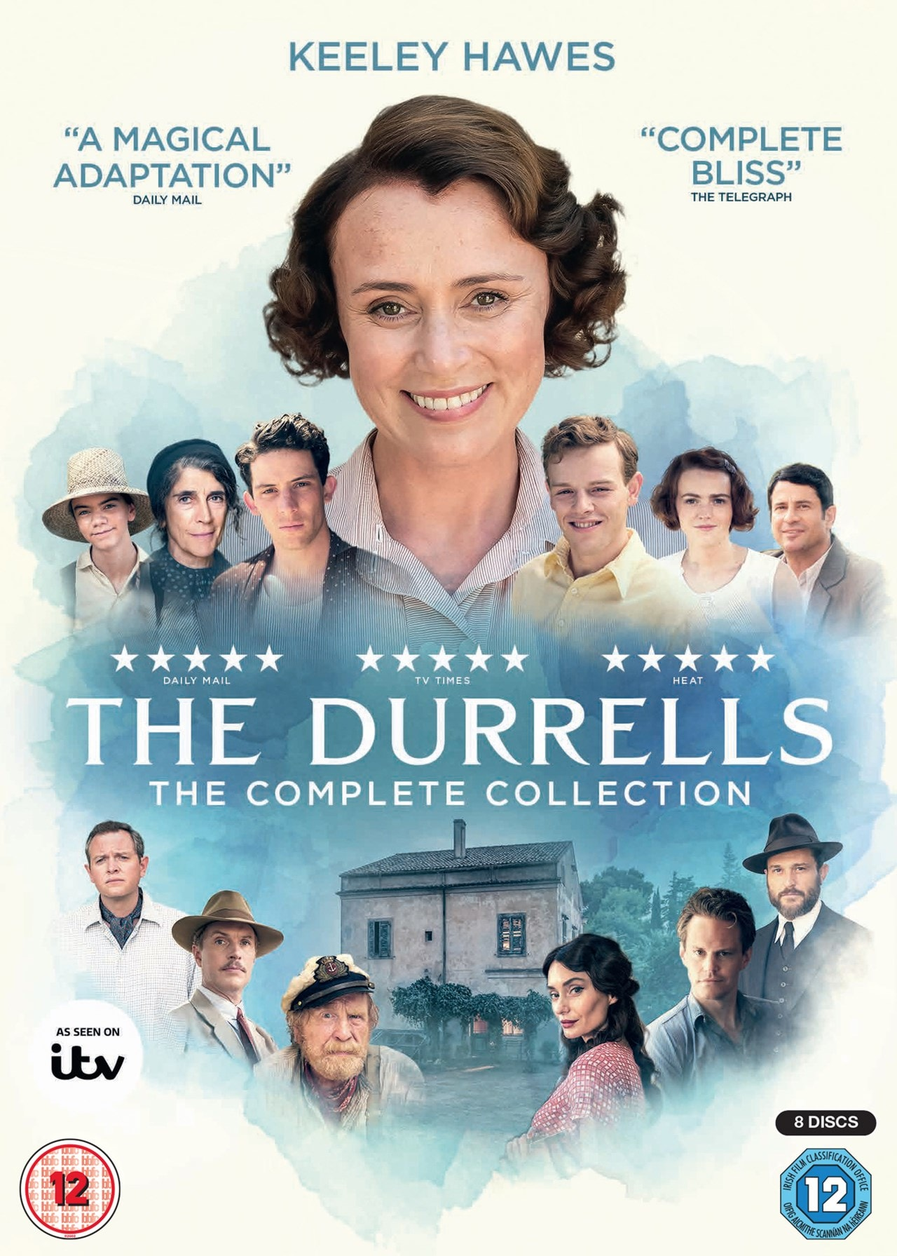 The Durrells: The Complete Collection - 1
