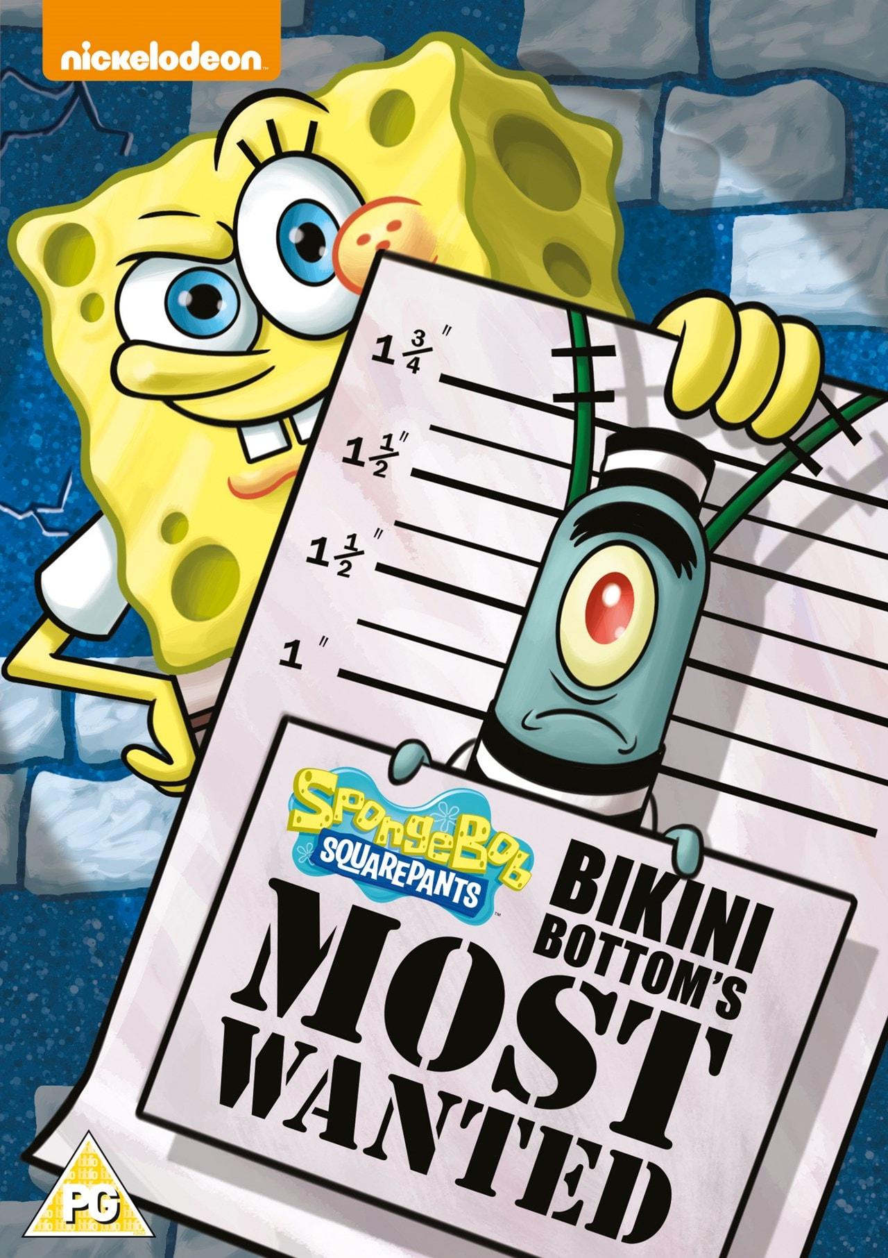 SpongeBob Squarepants: Bikini Bottom's Most Wanted - 1
