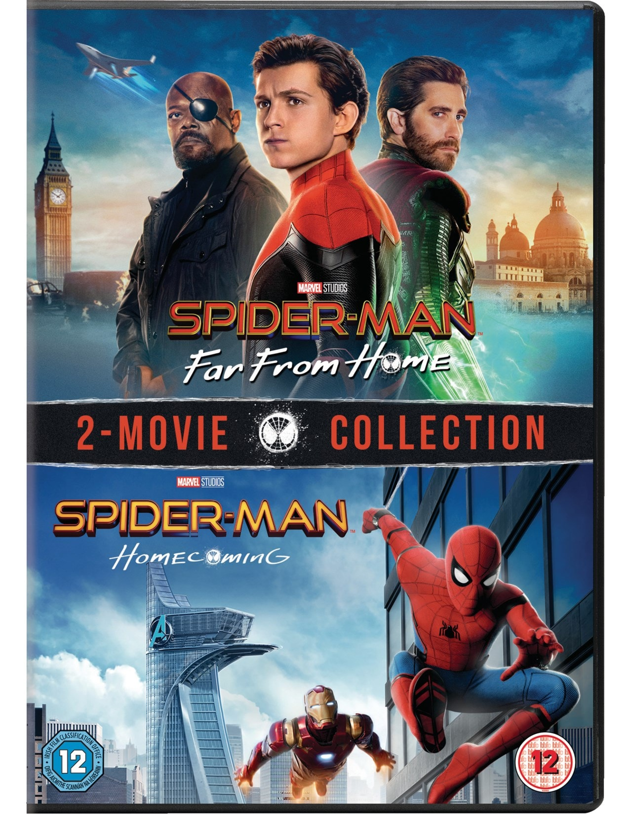 Spider-Man: Homecoming/Far from Home - 1