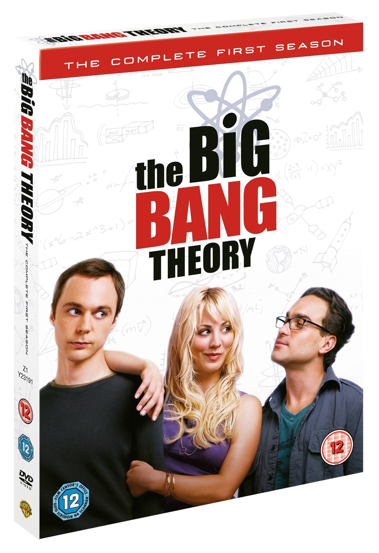 The Big Bang Theory: The Complete First Season - 2