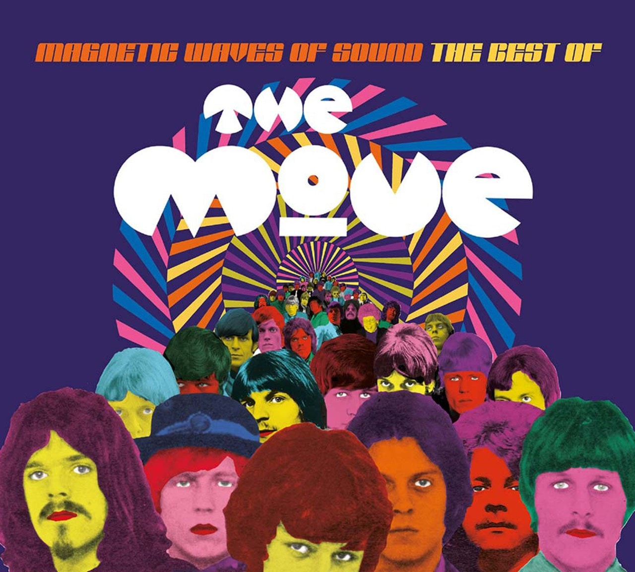Magnetic Waves of Sound: The Best of the Move - 1