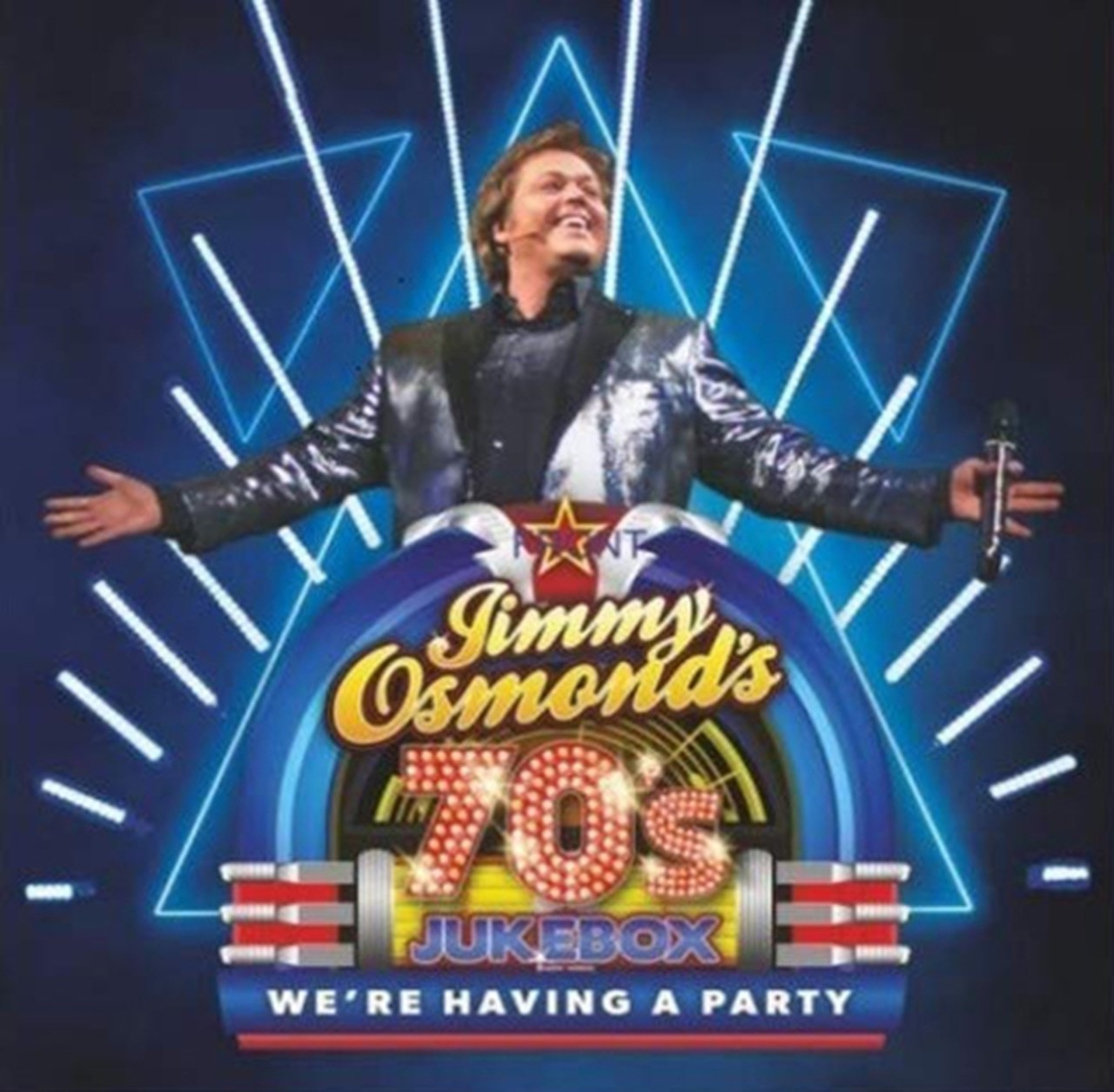 Jimmy Osmond's 70s Jukebox: We're Having a Party - 1