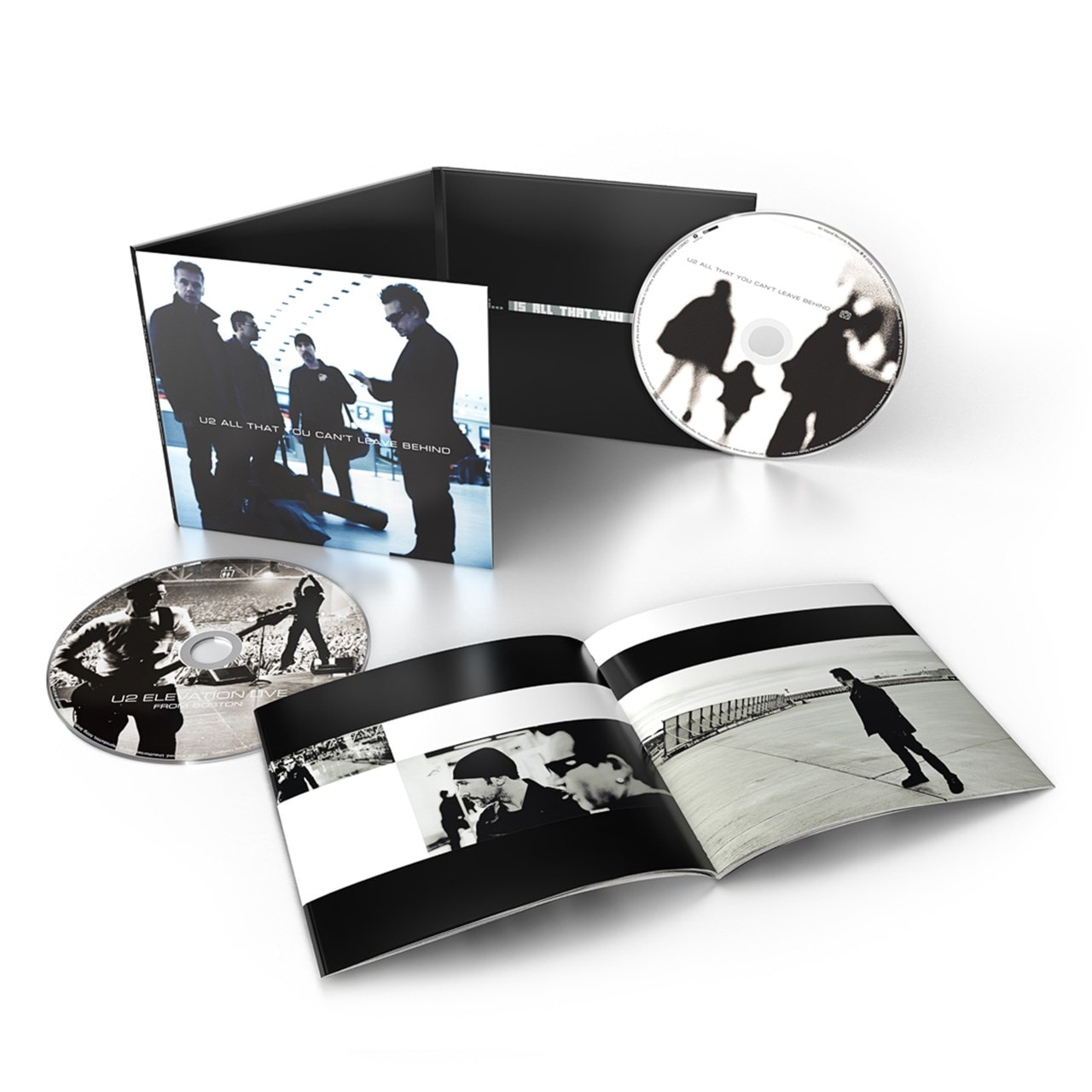 All That You Can't Leave Behind - 20th Anniversary - Deluxe Edition CD Set - 2