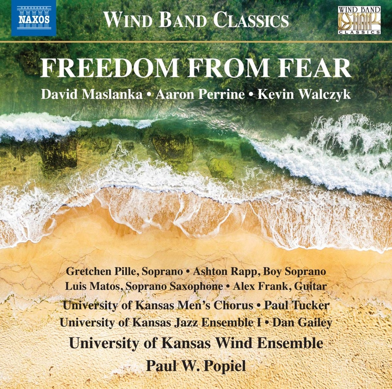Freedom from Fear: Music for Wind Band - 1