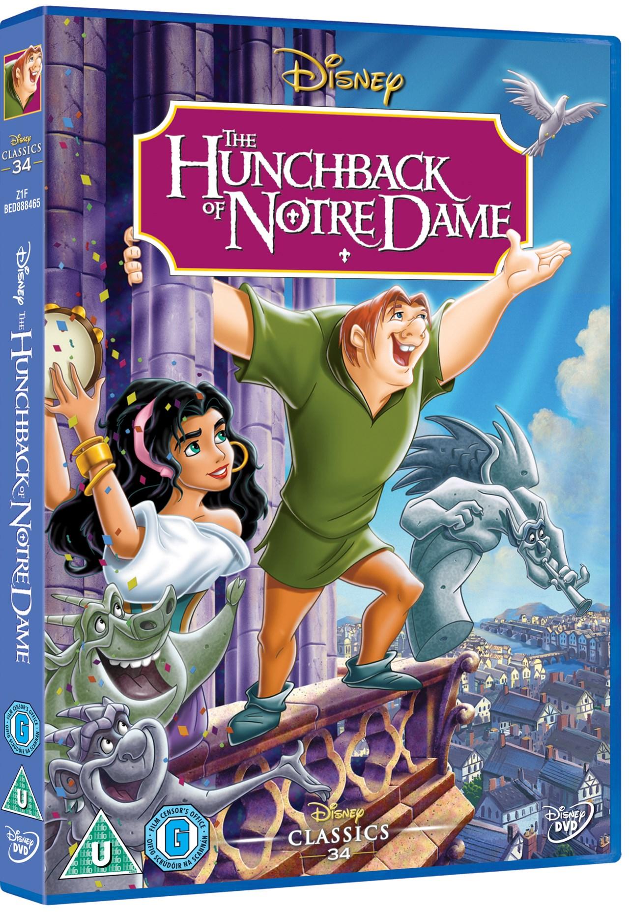 The Hunchback of Notre Dame (Disney) - 4