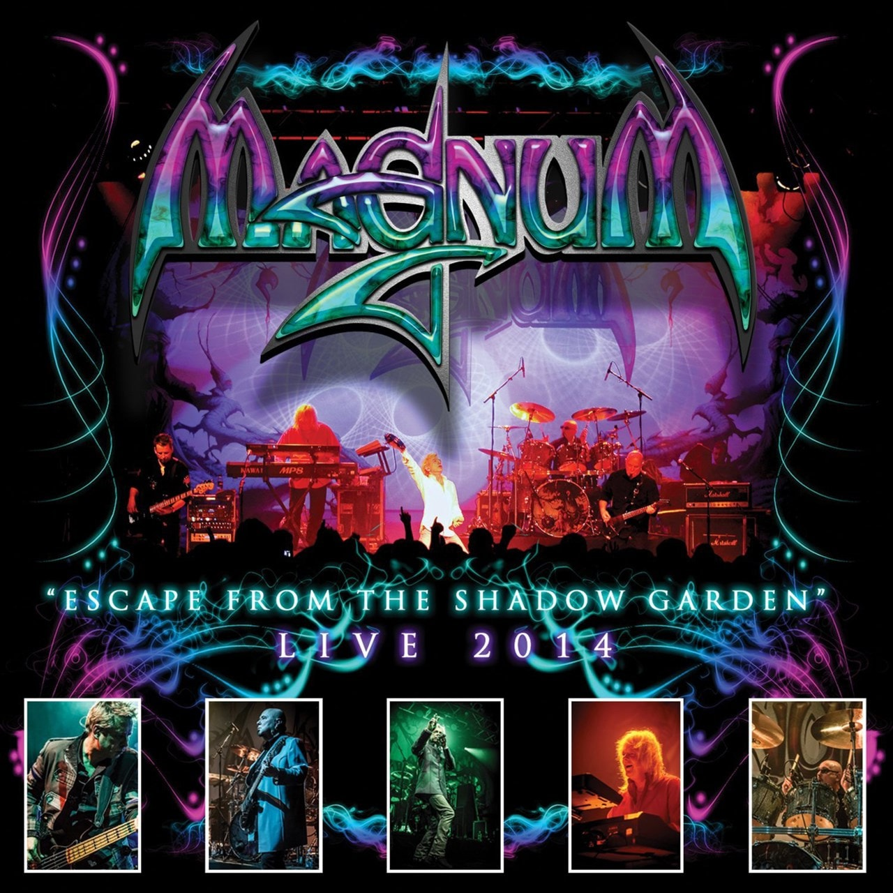 Escape from the Shadow Garden: Live 2014 - 1