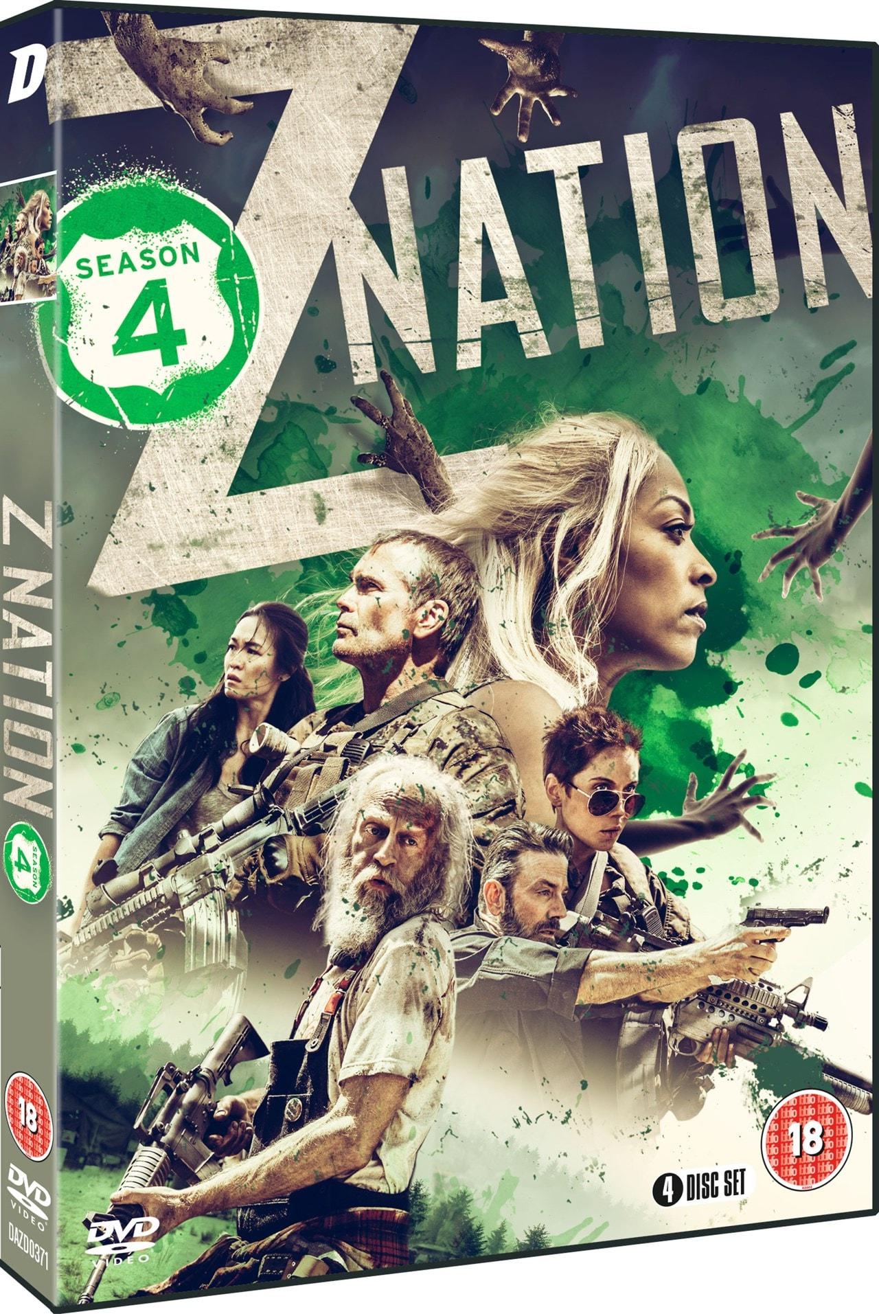 Z Nation: Season Four - 2