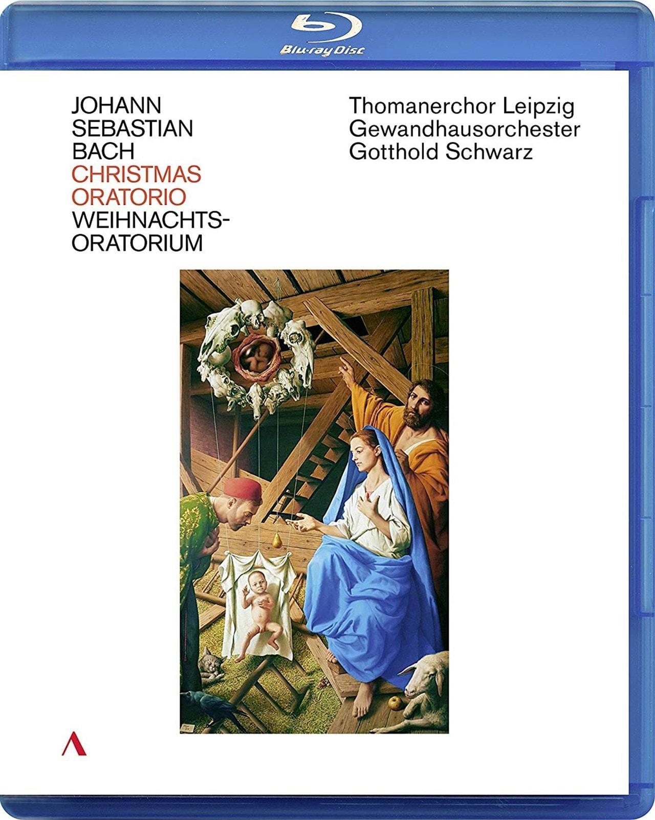 Christmas Oratorio: Gewandhausorchester (Schwarz) - 1