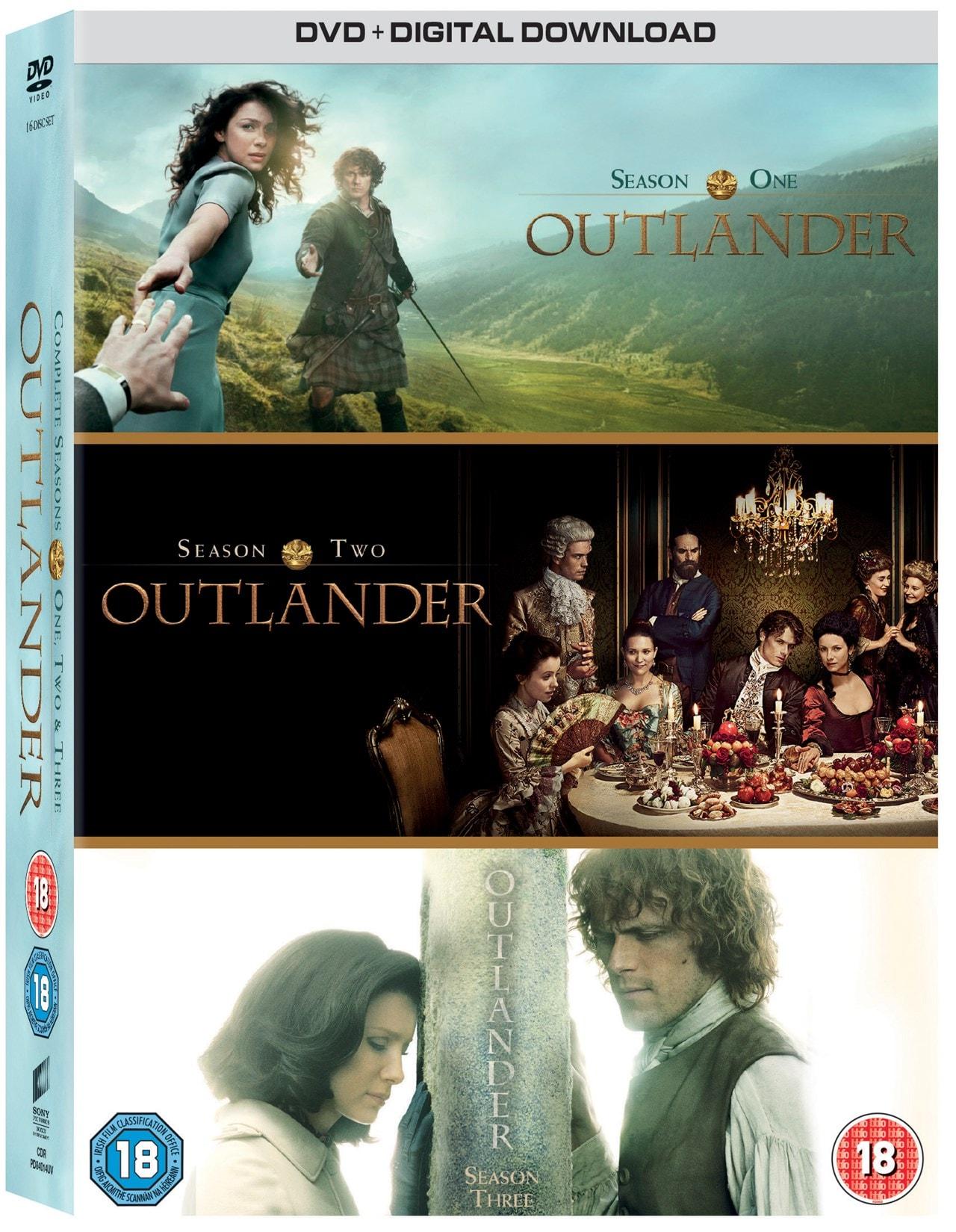Outlander: Seasons 1-3 - 2