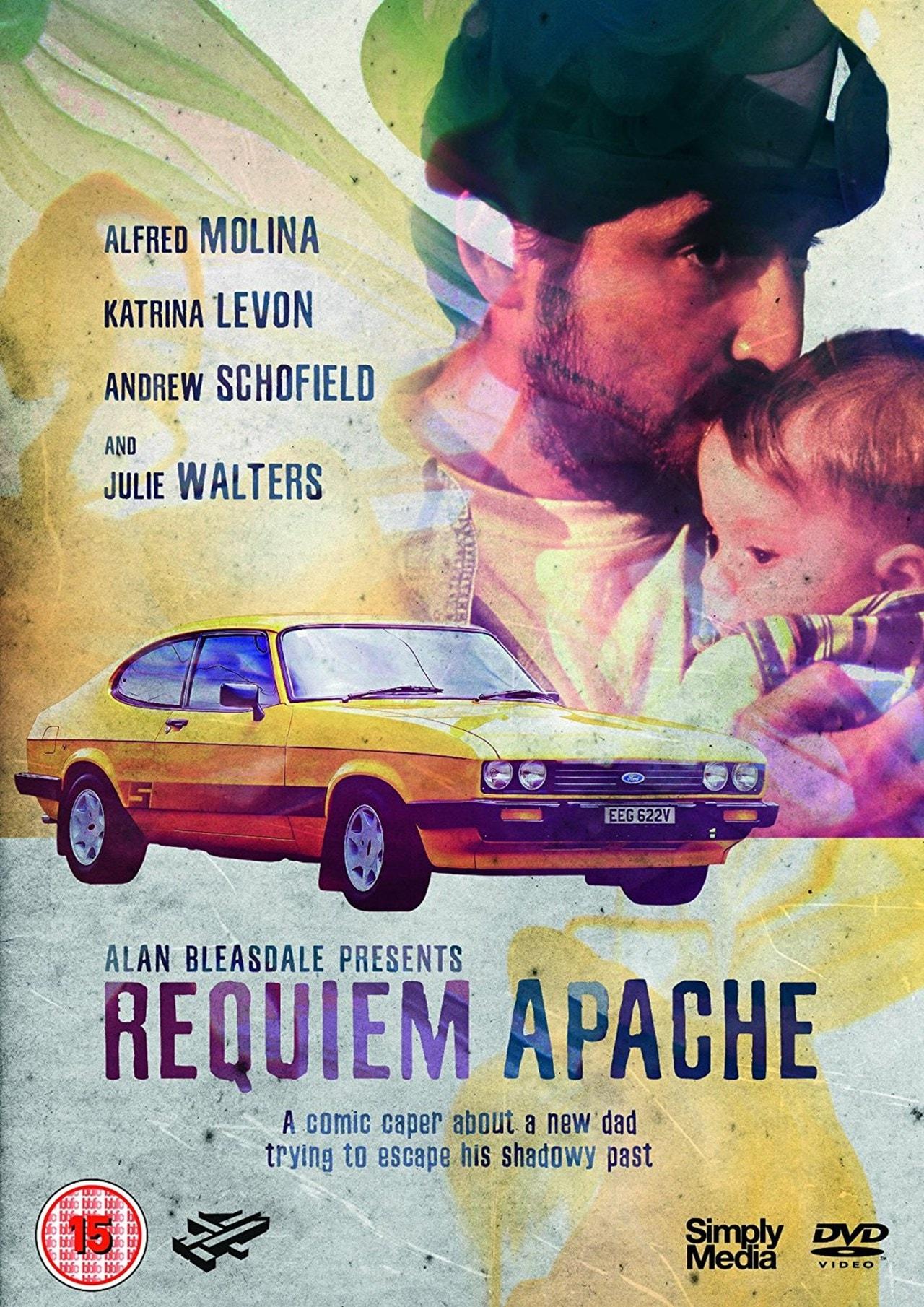 Alan Bleasdale Presents: Requiem Apache - 1