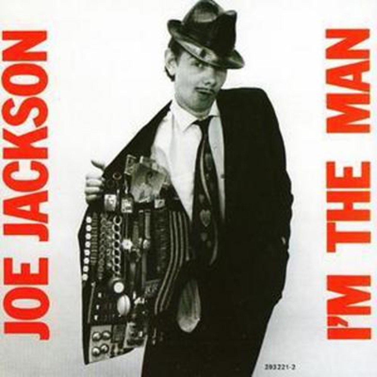 I'm the Man - 1