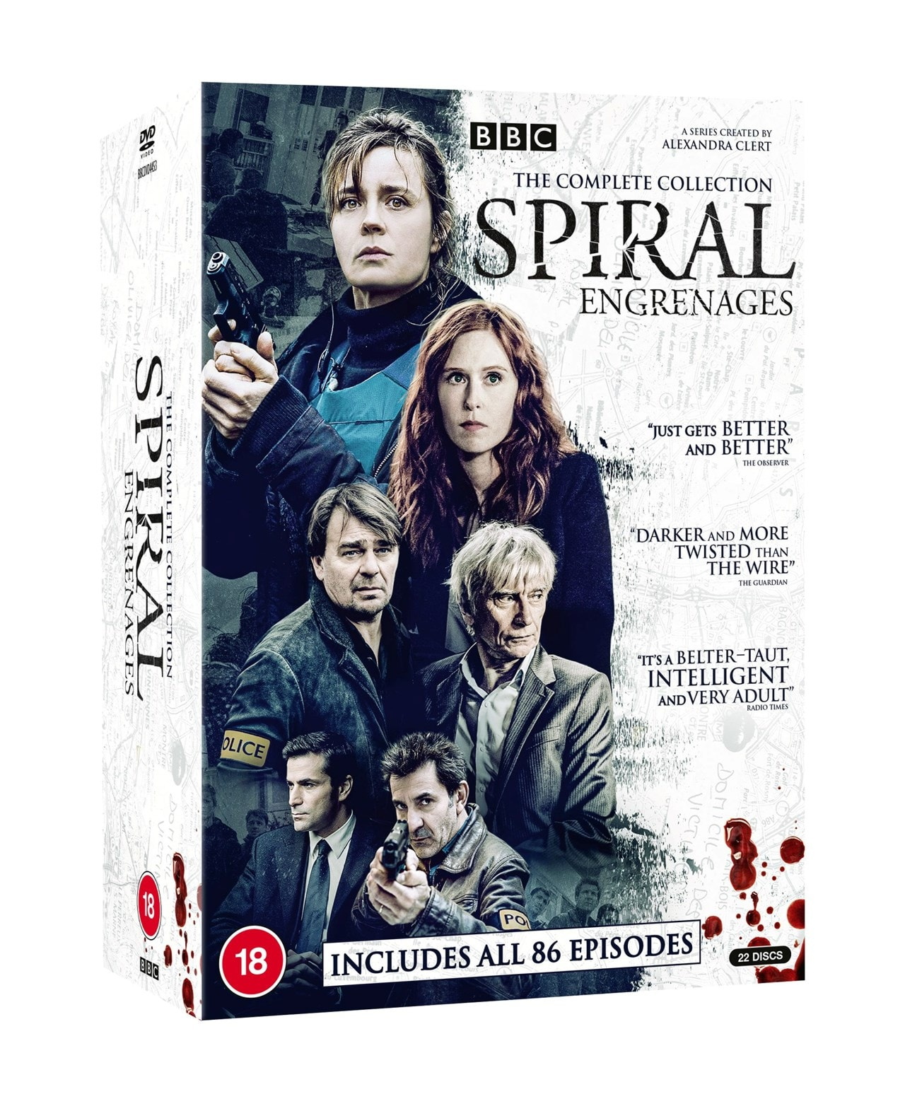 Spiral: The Complete Collection - 2