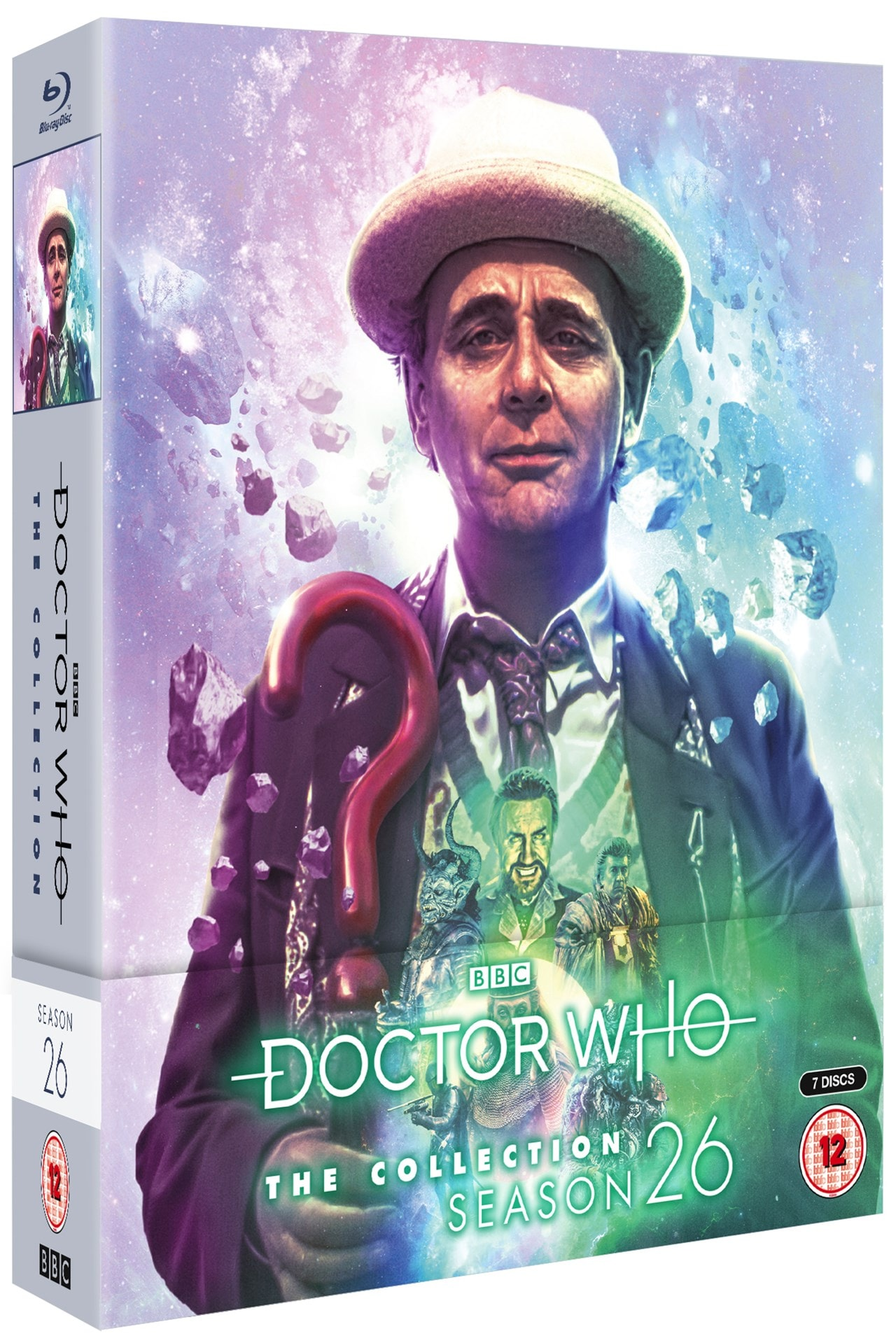 Doctor Who: The Collection - Season 26 Limited Edition Box Set - 2
