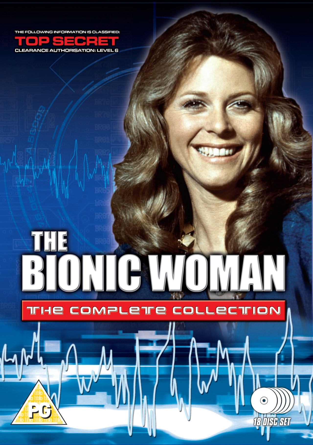 The Bionic Woman: The Complete Series - 1