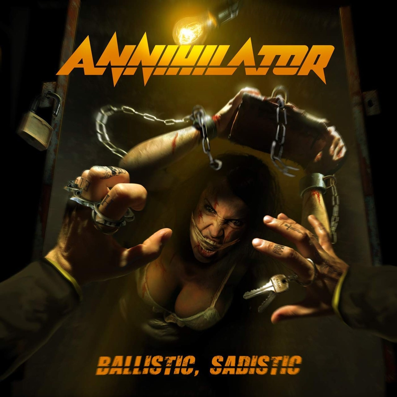 Ballistic, Sadistic - 1
