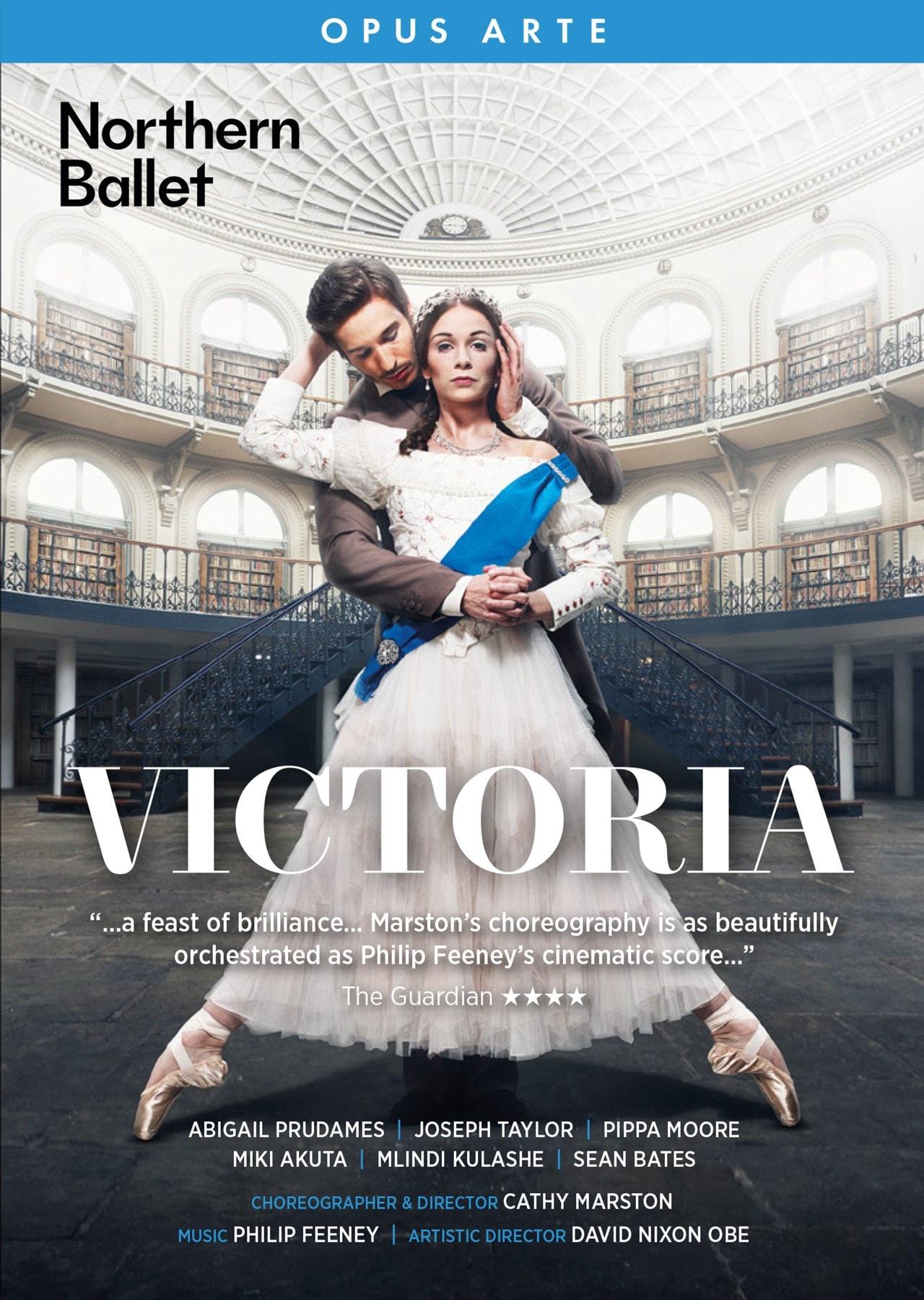 Victoria: Northern Ballet - 1