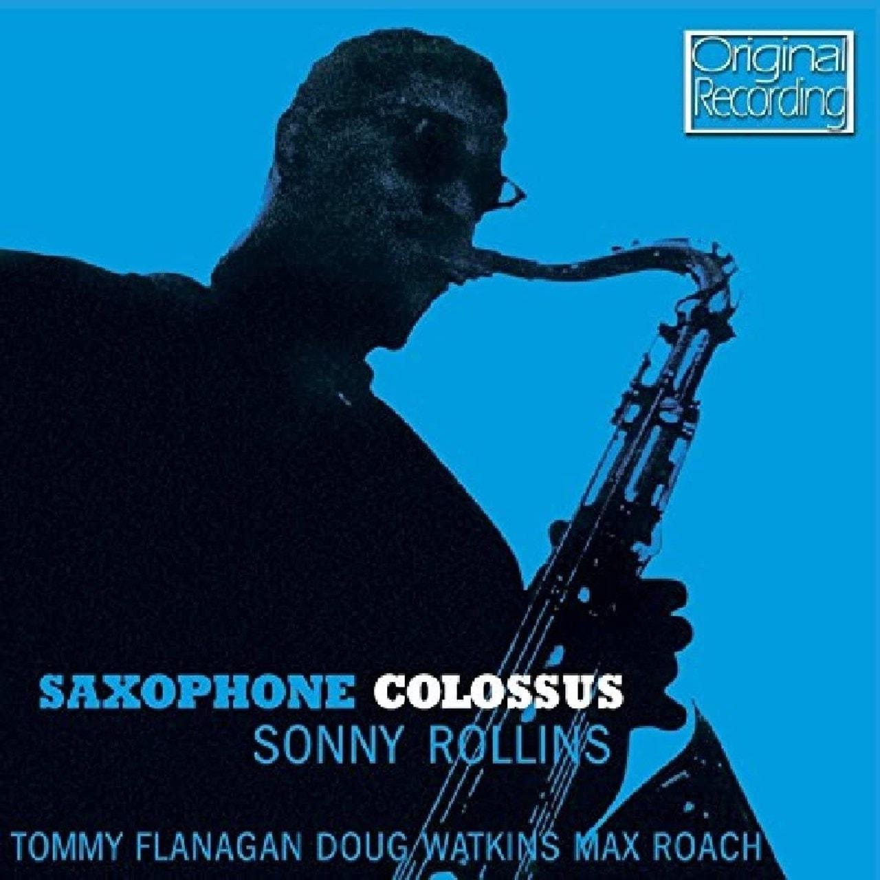 Saxophone Colossus - 1