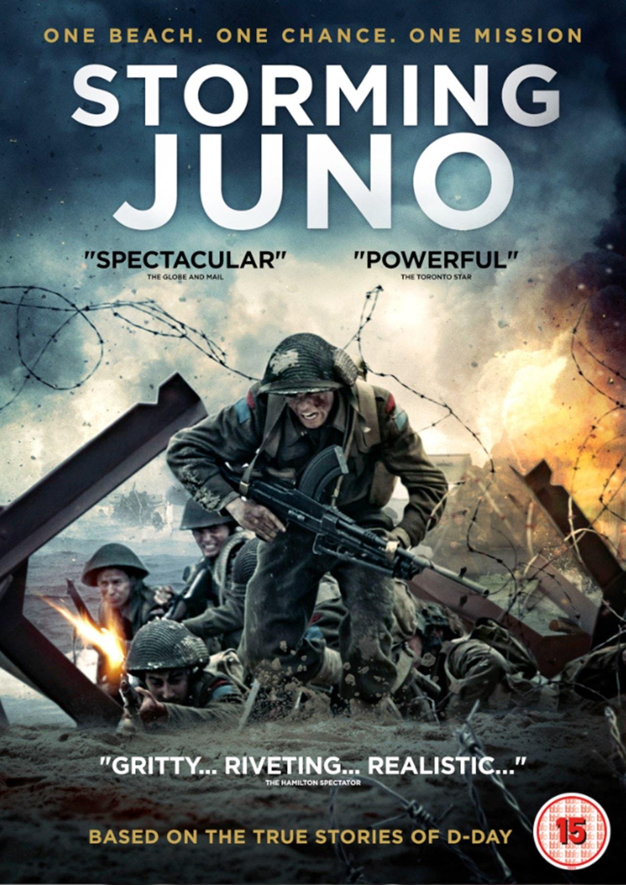 Storming Juno - 1