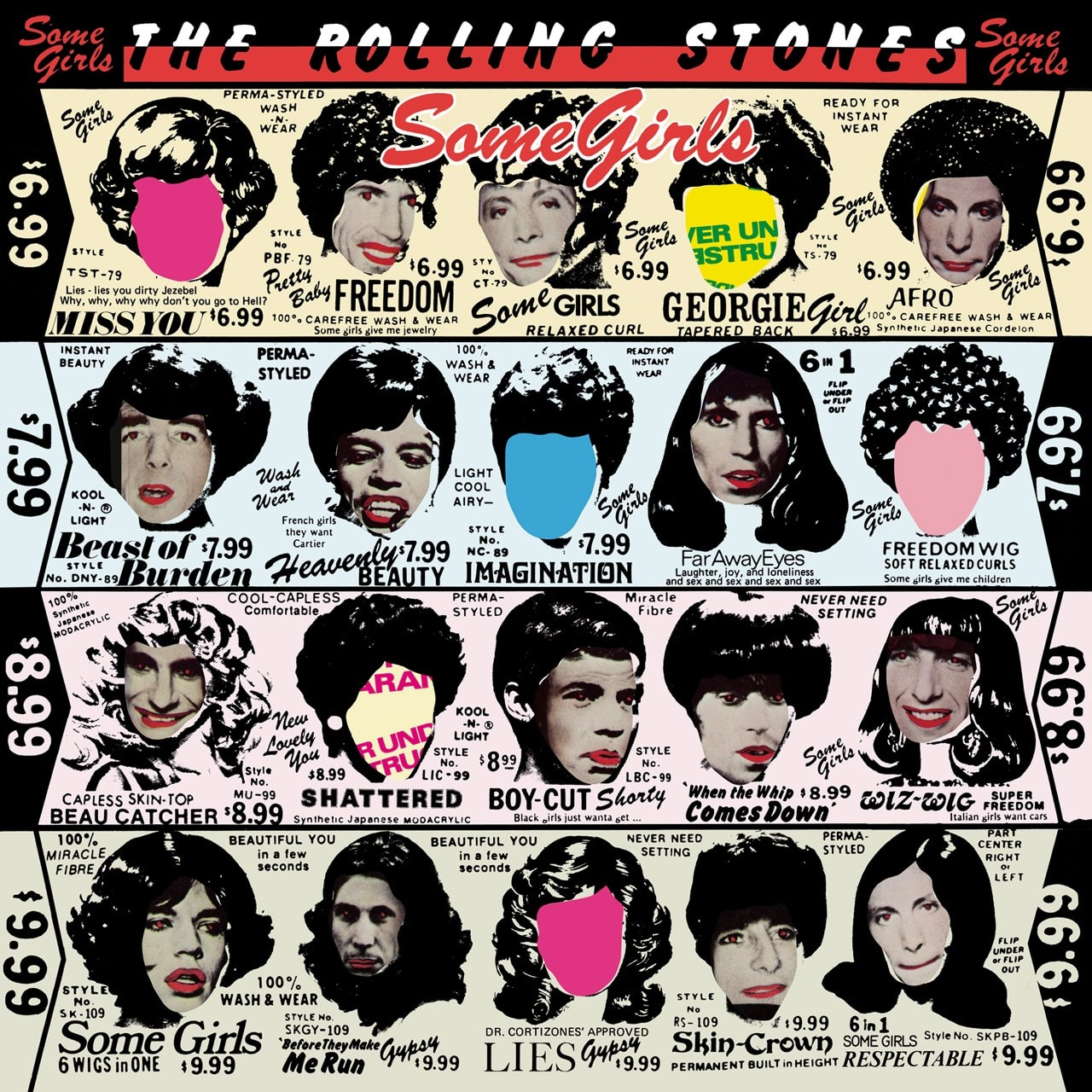 Some Girls - 1