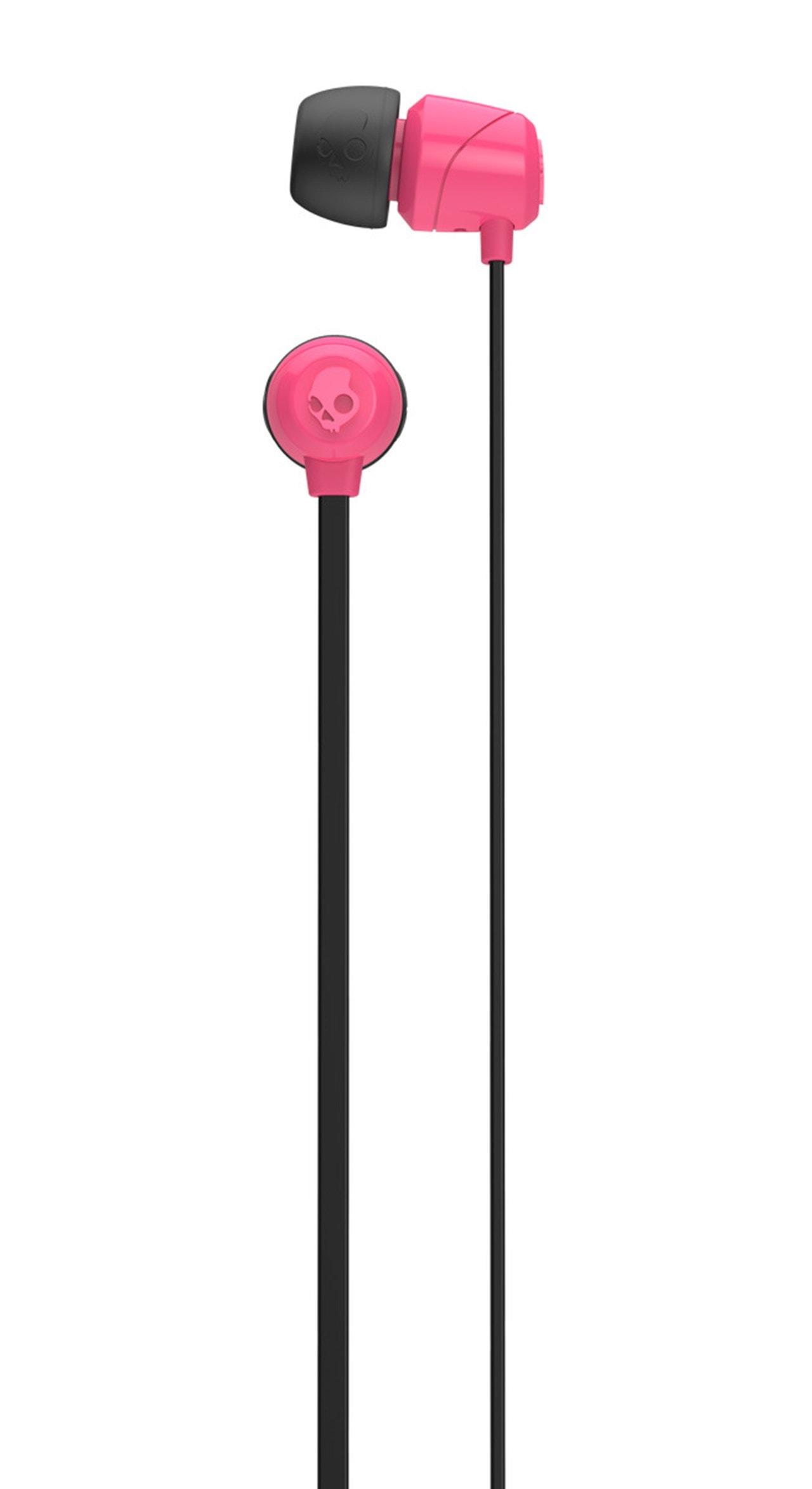 Skullcandy Jib Pink Earphones - 2