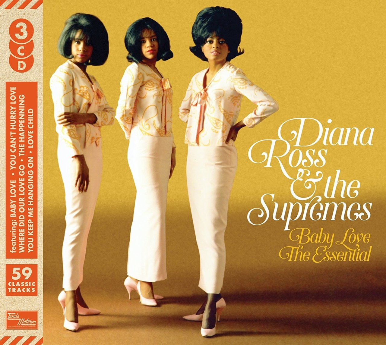Baby Love: The Essential Diana Ross & the Supremes - 1