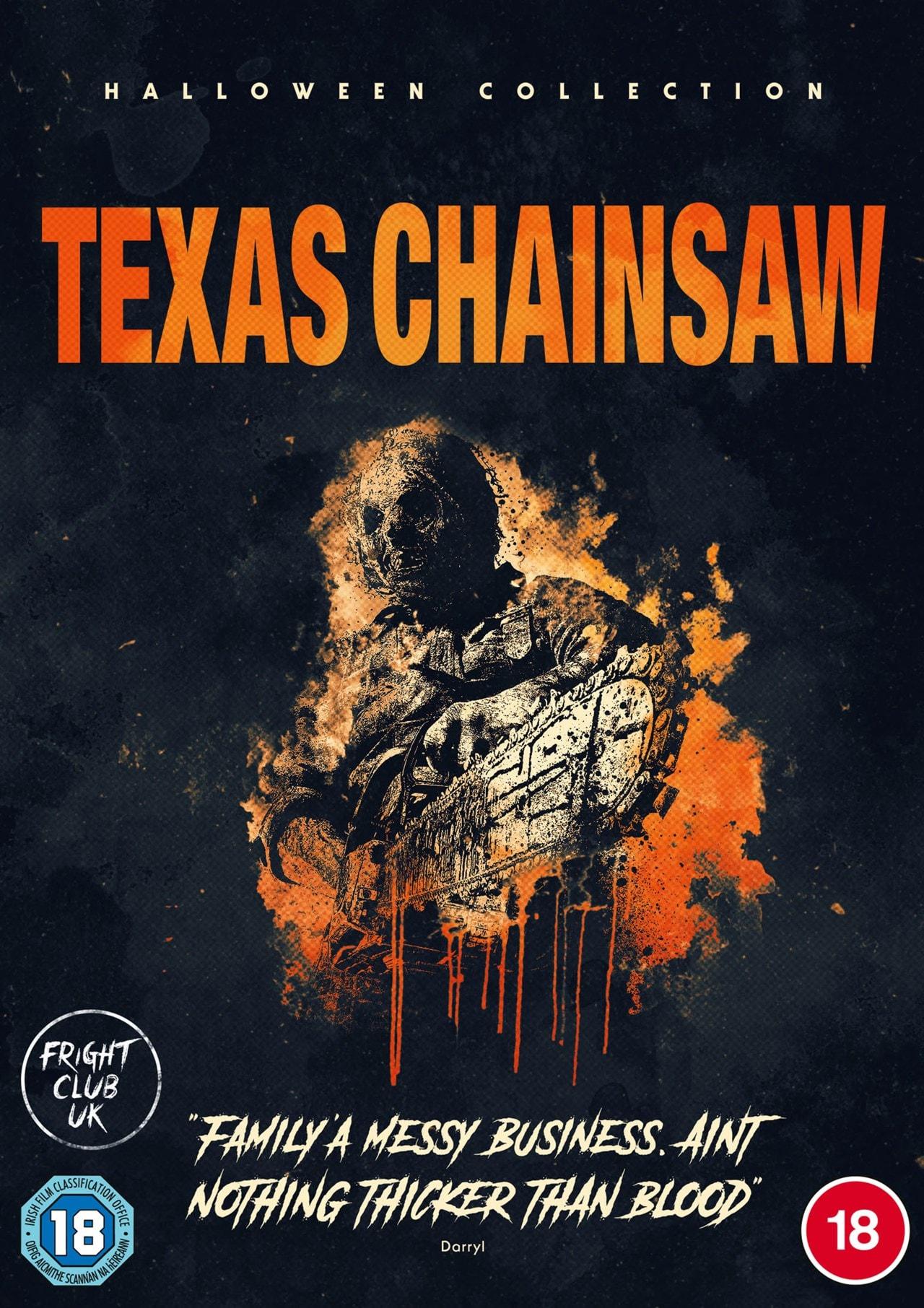 Texas Chainsaw - 1