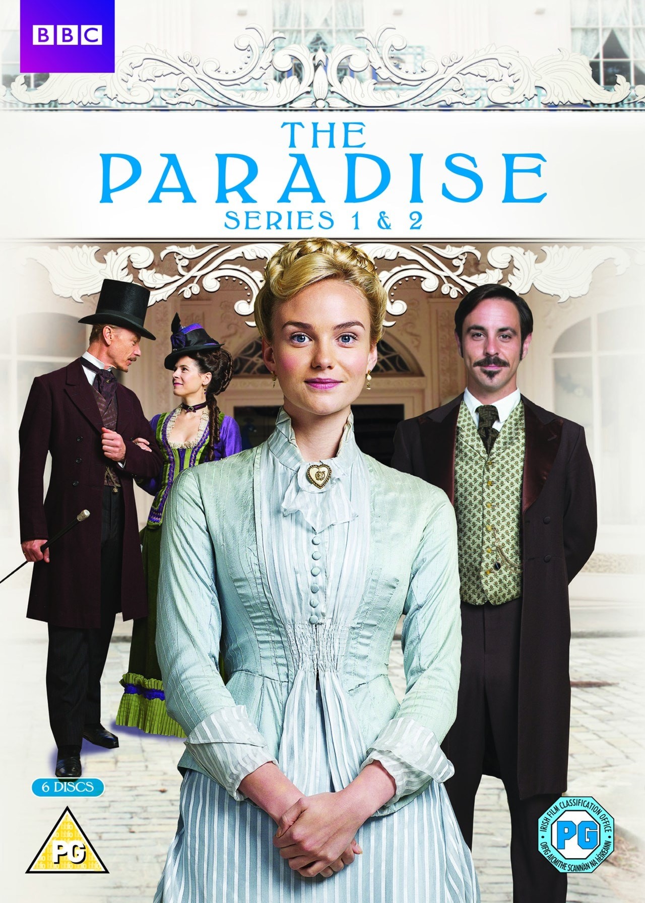 The Paradise: Series 1 and 2 - 1