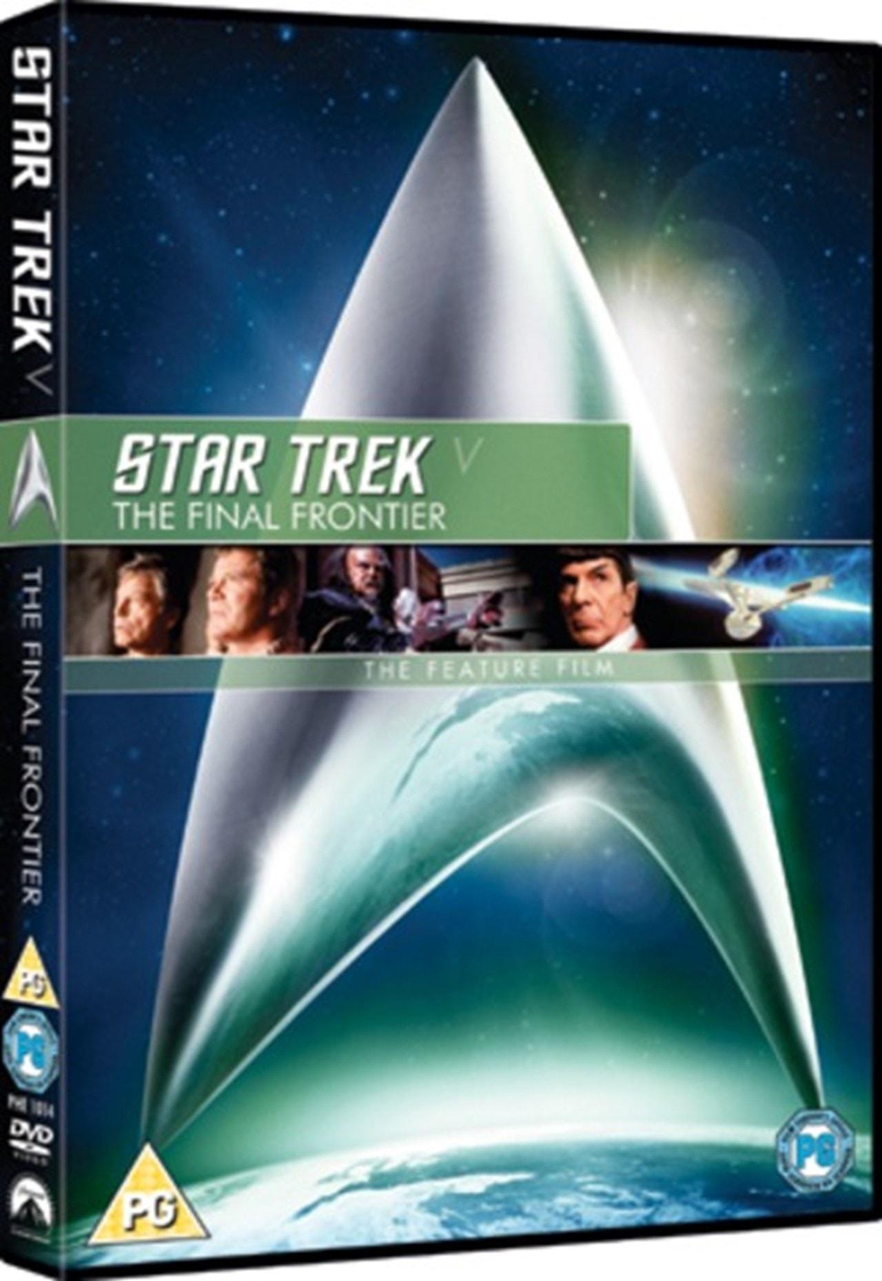 Star Trek 5 - The Final Frontier - 1