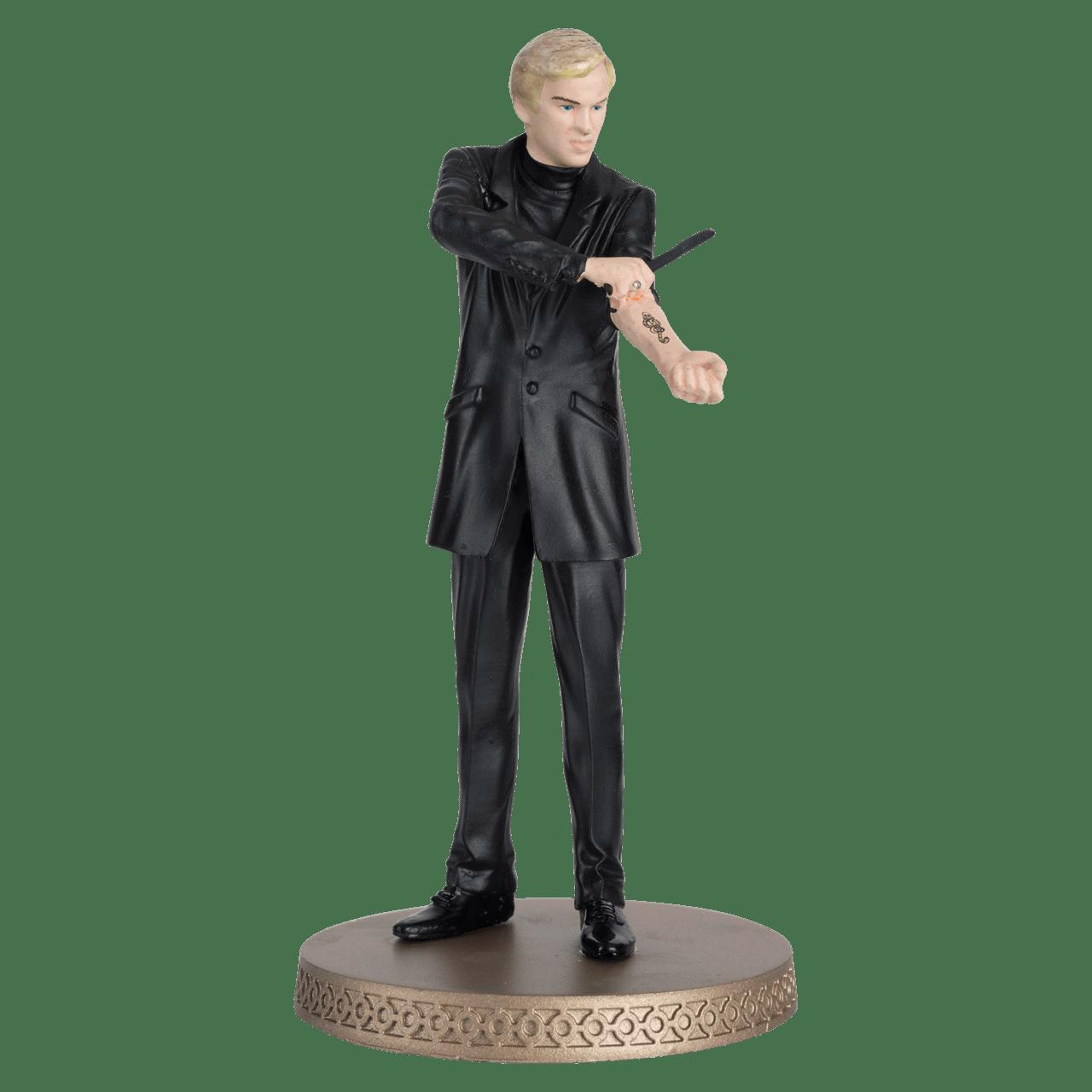 Older Draco Malfoy: Harry Potter Figurine: Hero Collector - 1