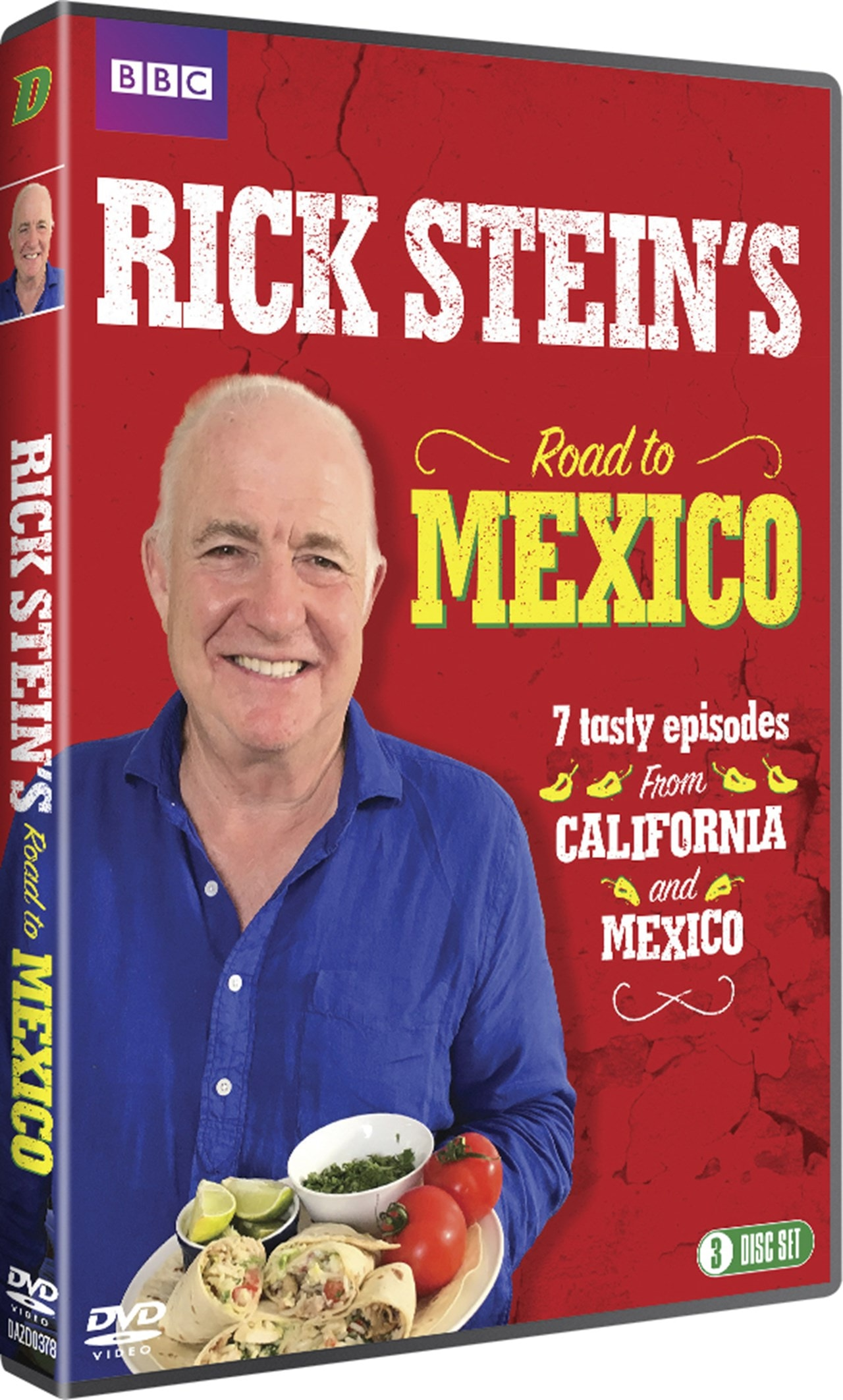 Rick Stein's Road to Mexico - 2