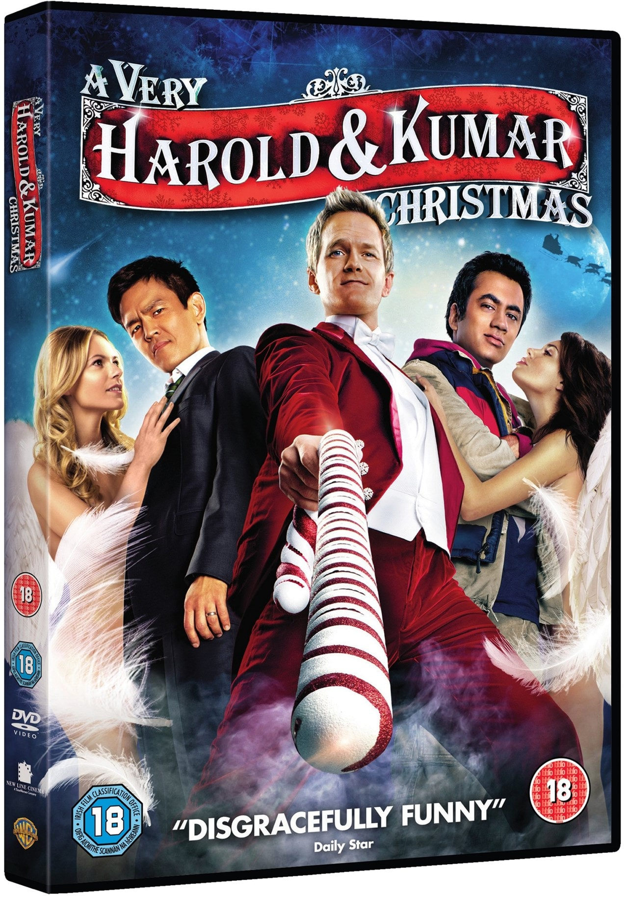 A Very Harold and Kumar Christmas - 2