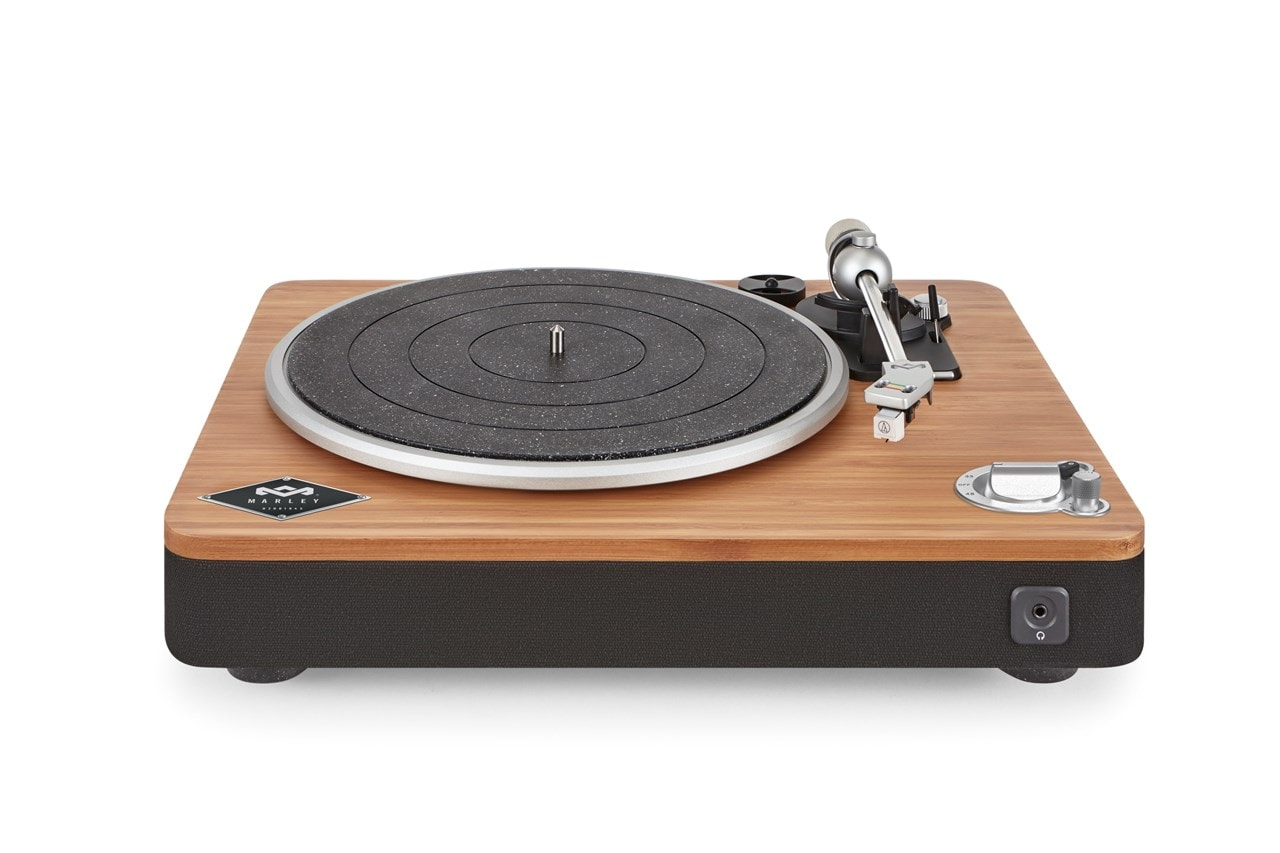 House Of Marley Stir It Up Wireless Bluetooth Turntable - 1