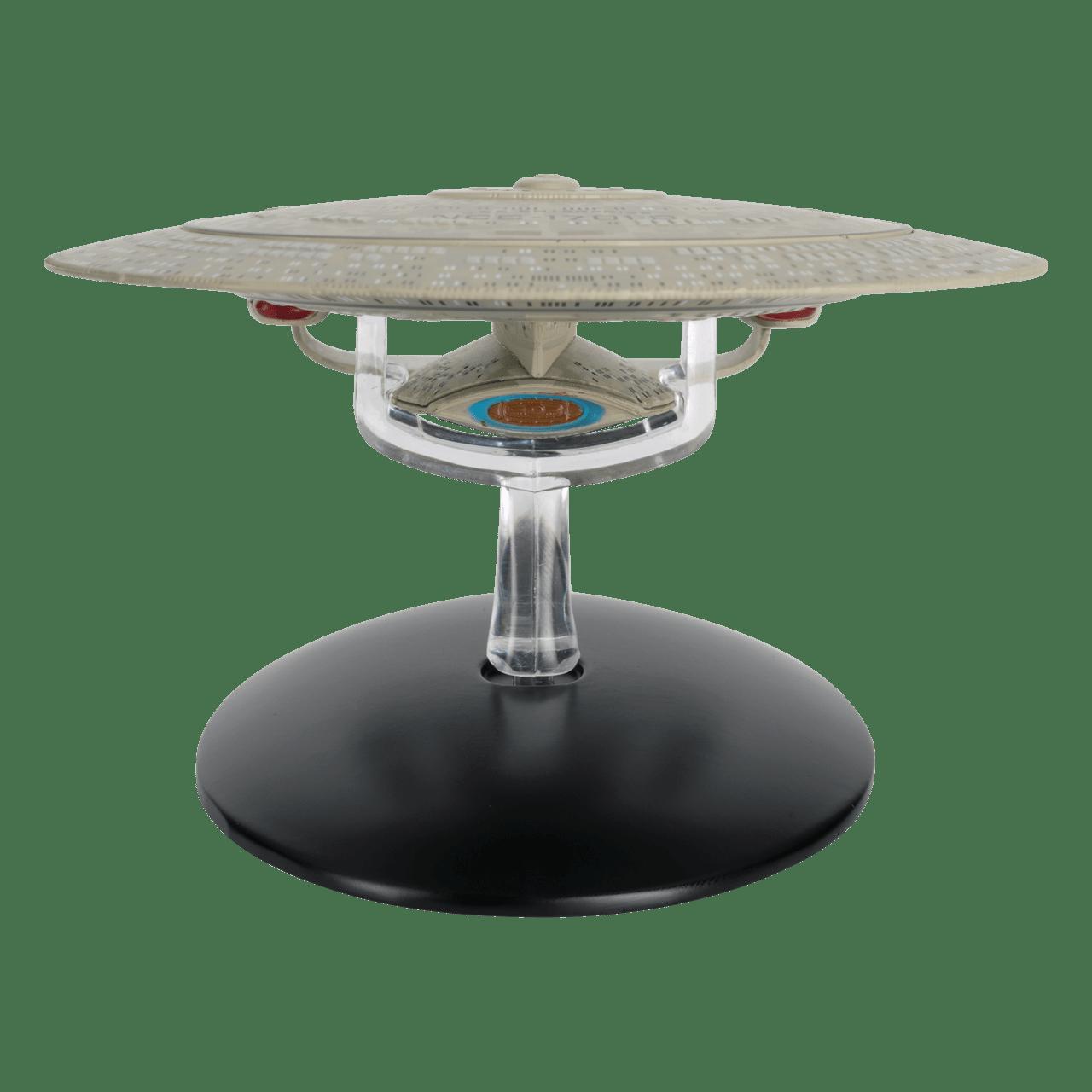 Star Trek USS Enterprise NCC-1701-D: Next Generation: Hero Collector - 3