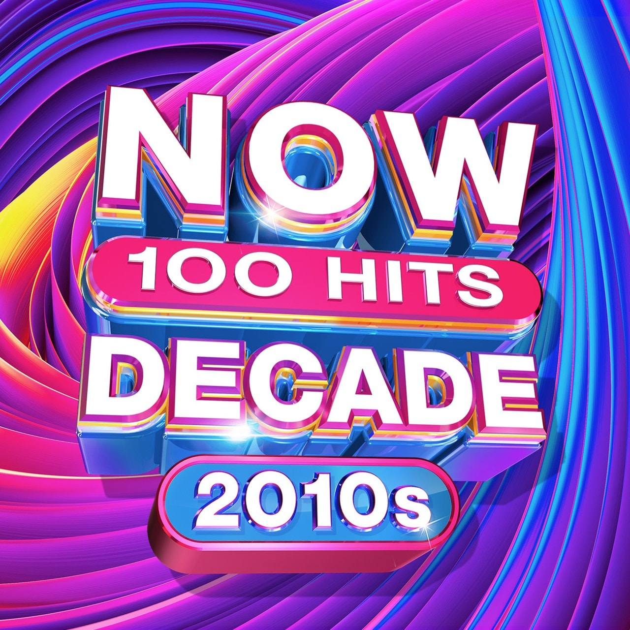 NOW 100 Hits: The Decade 2010s - 1