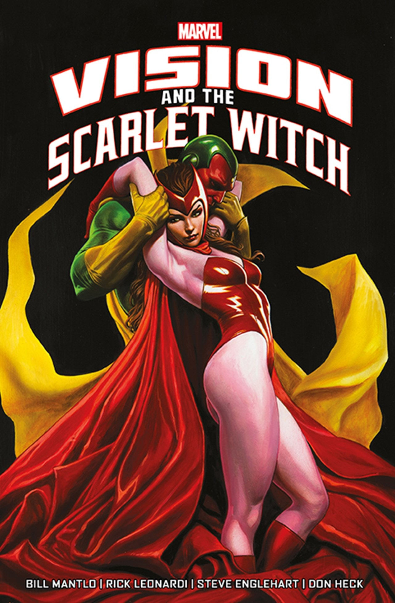 Avengers : Vision & Scarlet Witch - 1