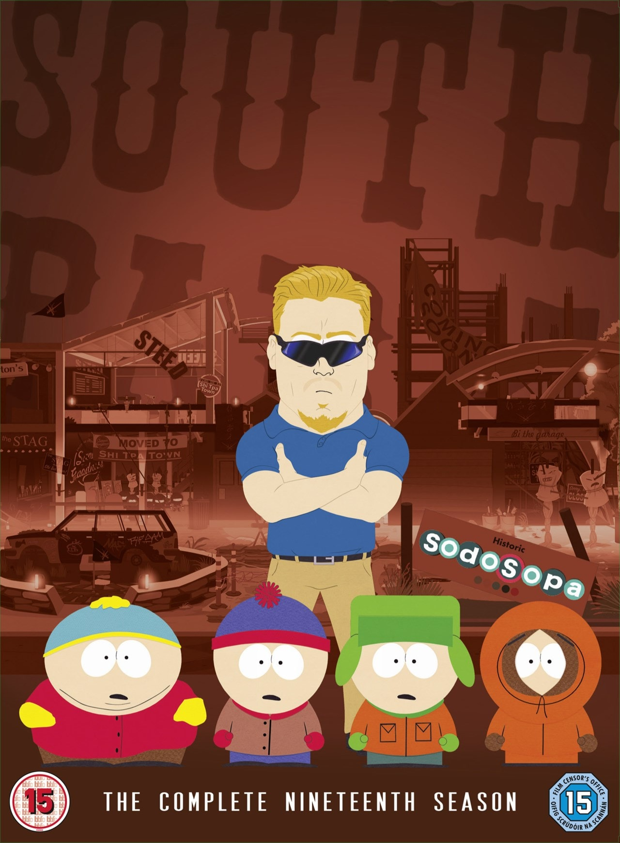 South Park: The Complete Nineteenth Season - 1